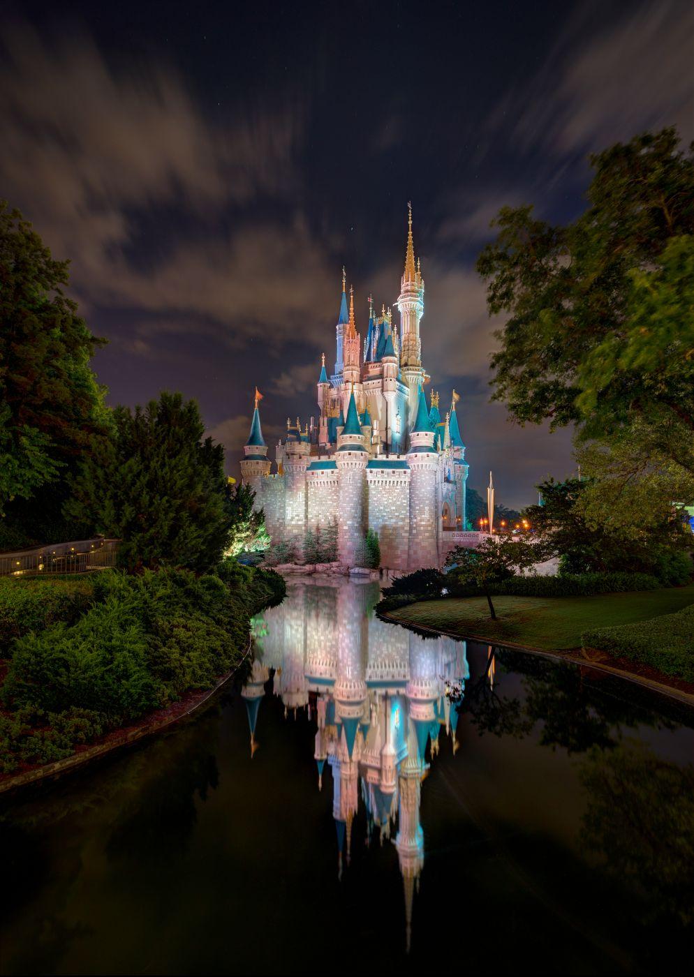 Cinderella Castle, USA