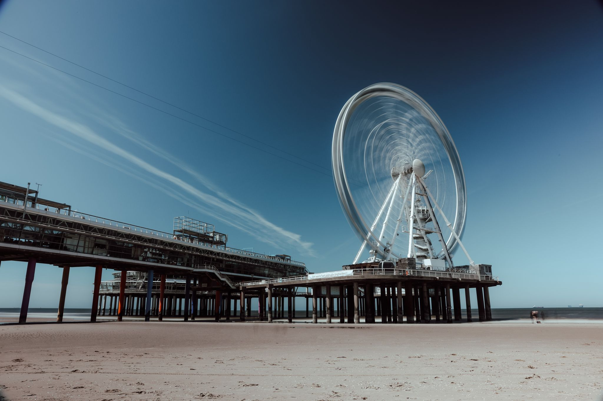 De Pier, Scheveningen, Netherlands