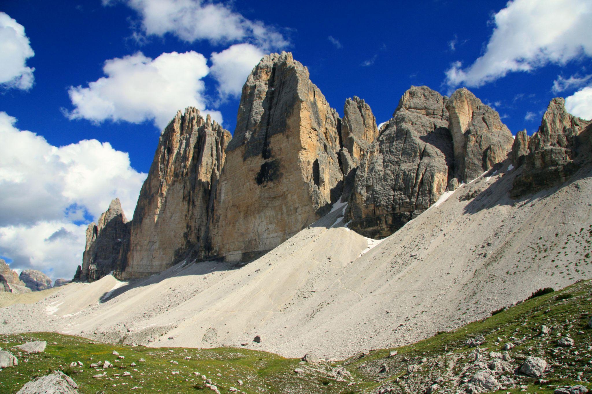 Drei Zinnen, Italy