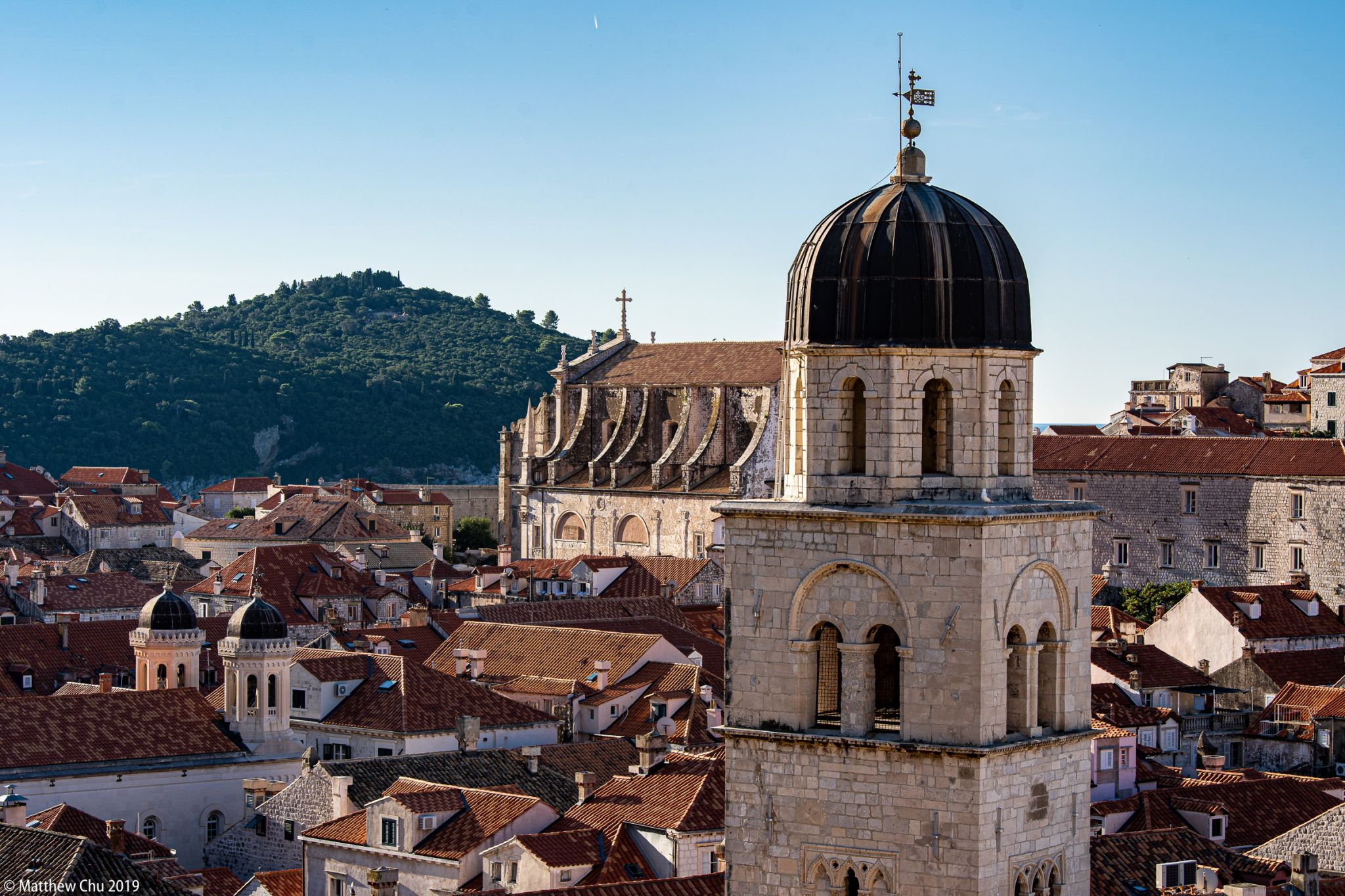 Dubrovnik Old City Wall, Croatia
