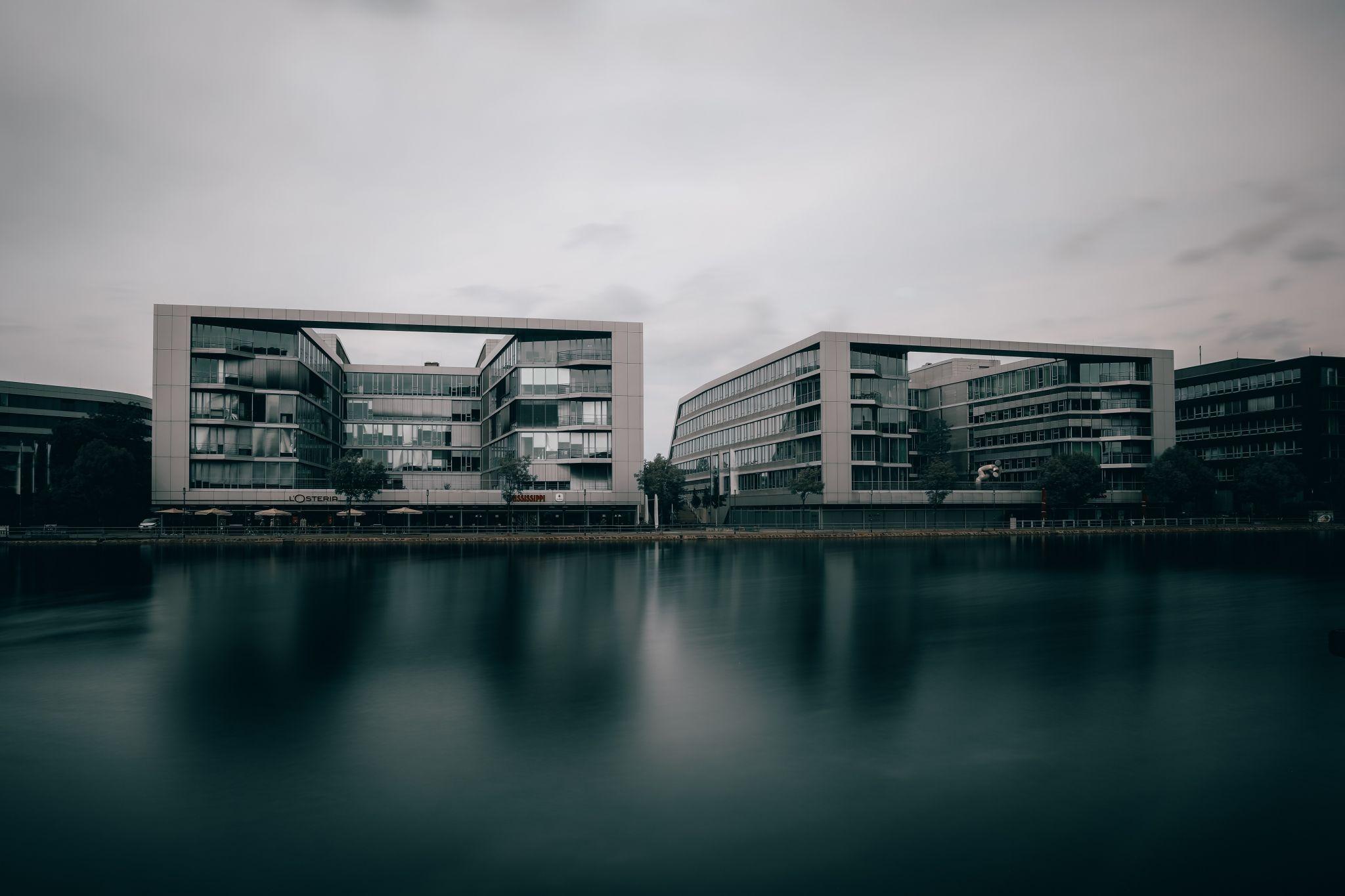 Inner Harbor, Duisburg, Germany