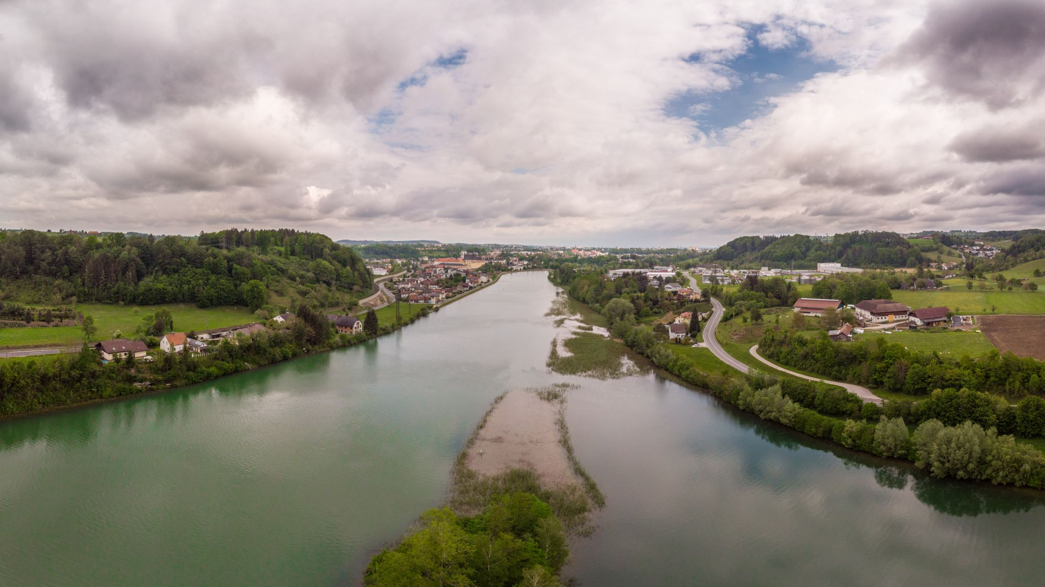 Ennstal, Garsten, Steyr, Austria