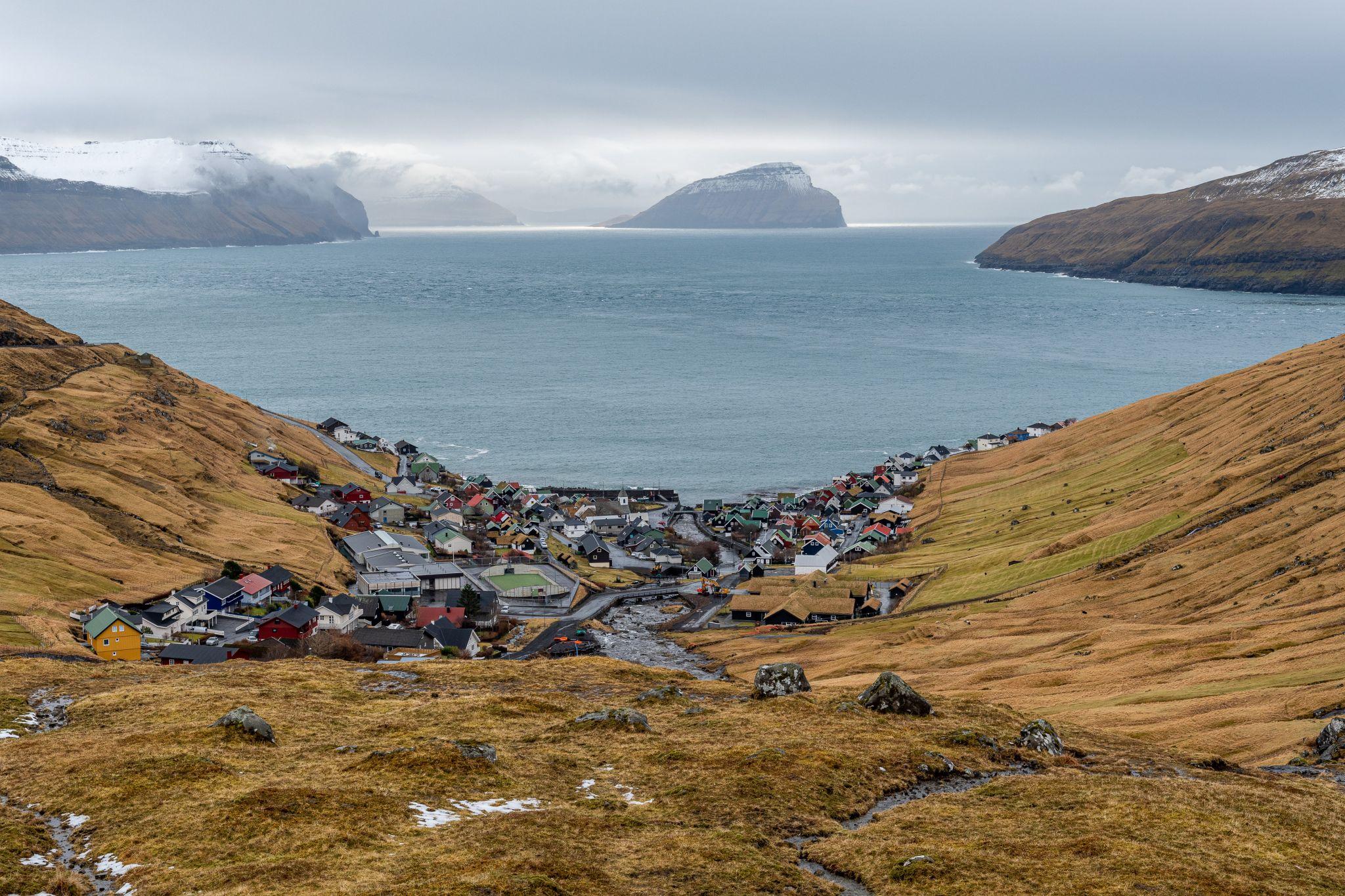 Faroe Island , Kvivik, Faroe Islands
