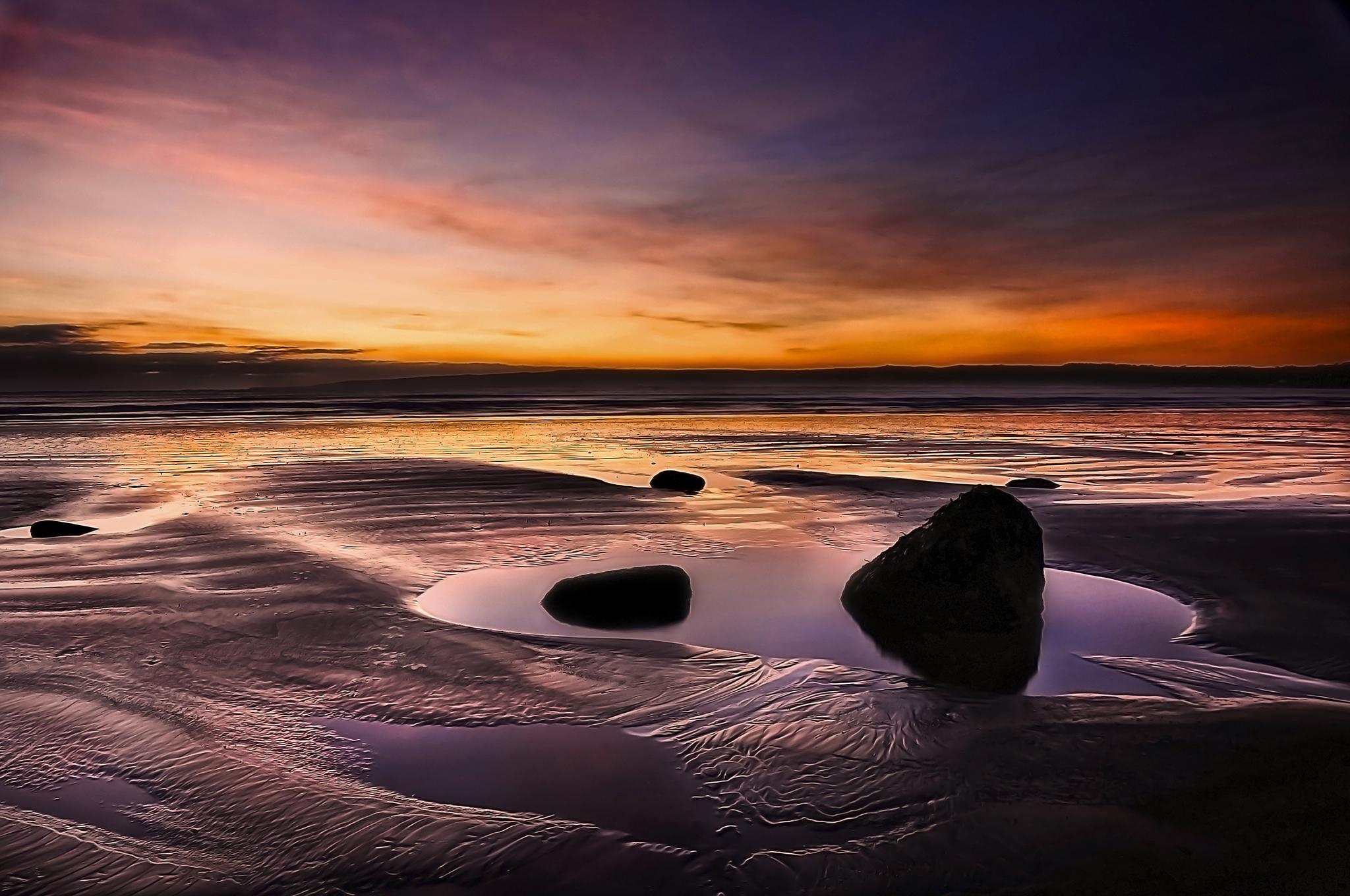 Filey Beach, United Kingdom