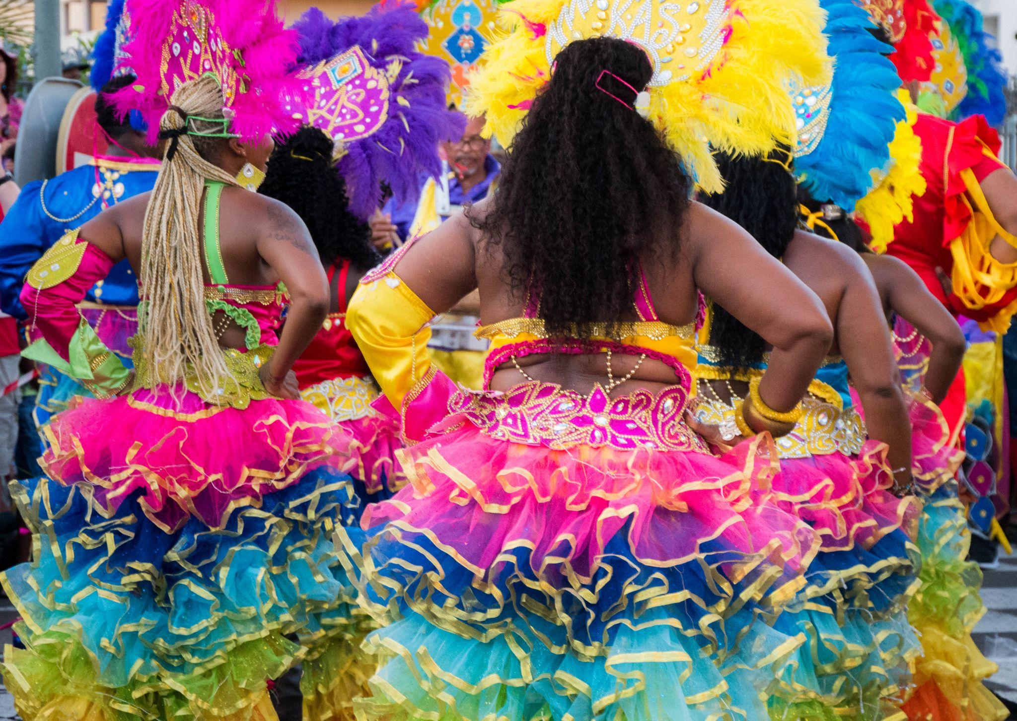 Fort-De-France Carnival, France