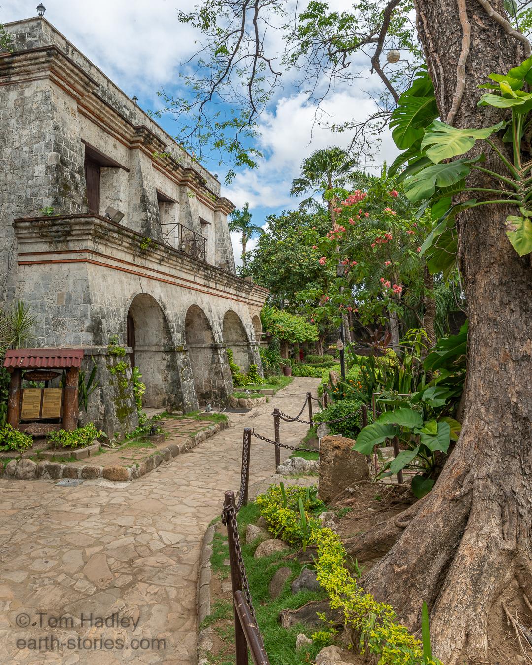 Fort San Pedro, Philippines