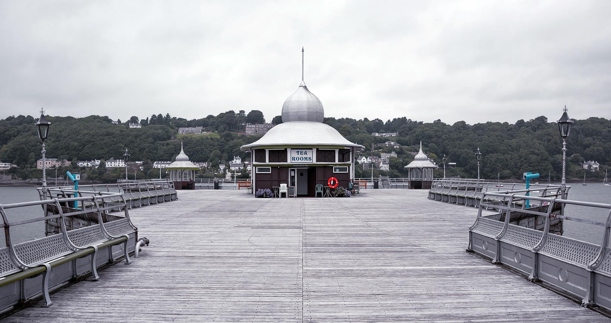 Garth Pier, United Kingdom