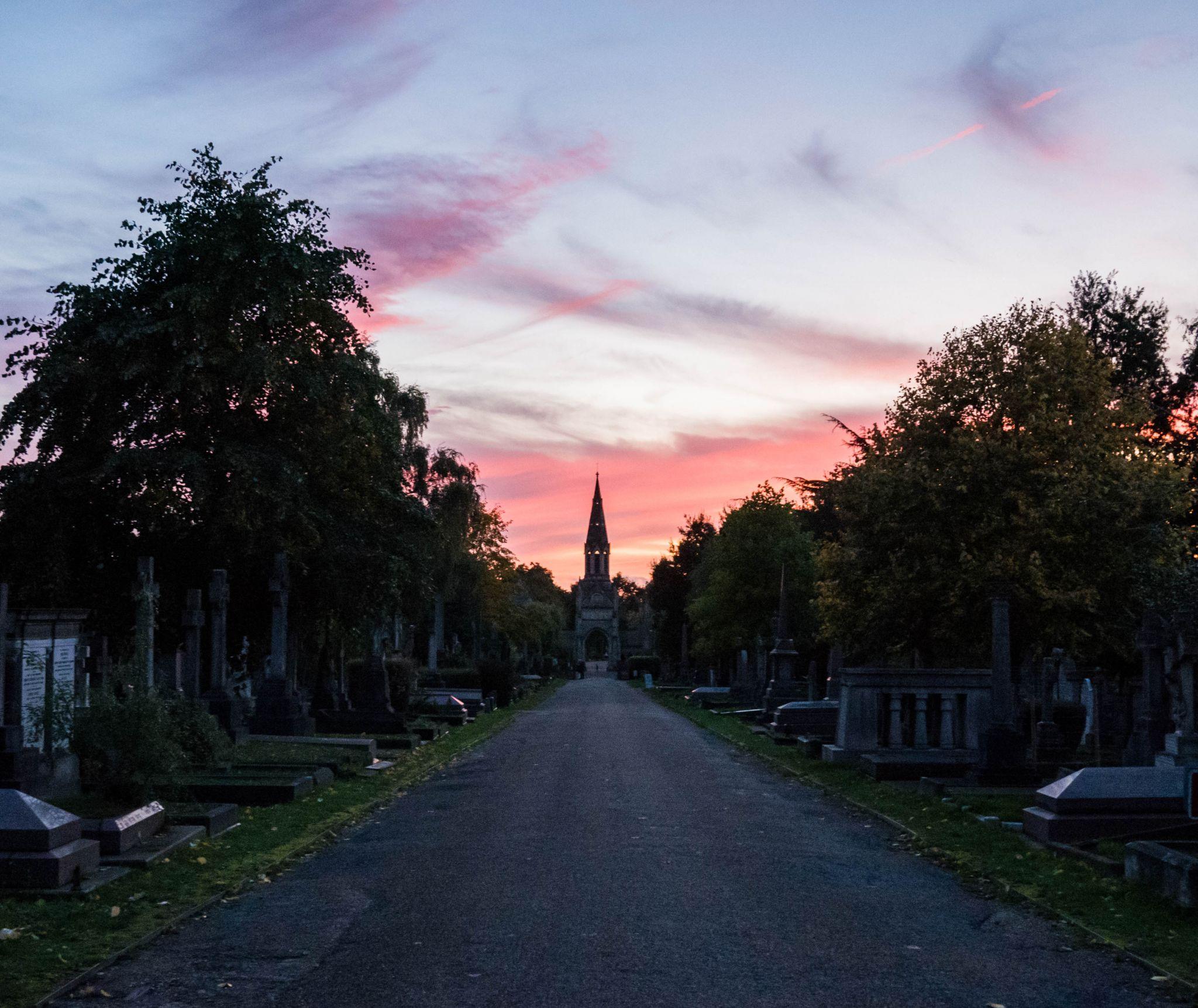 Hampstead Cemetery Chapel, United Kingdom