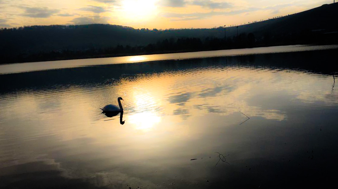 Lac de Remerschen, Luxembourg