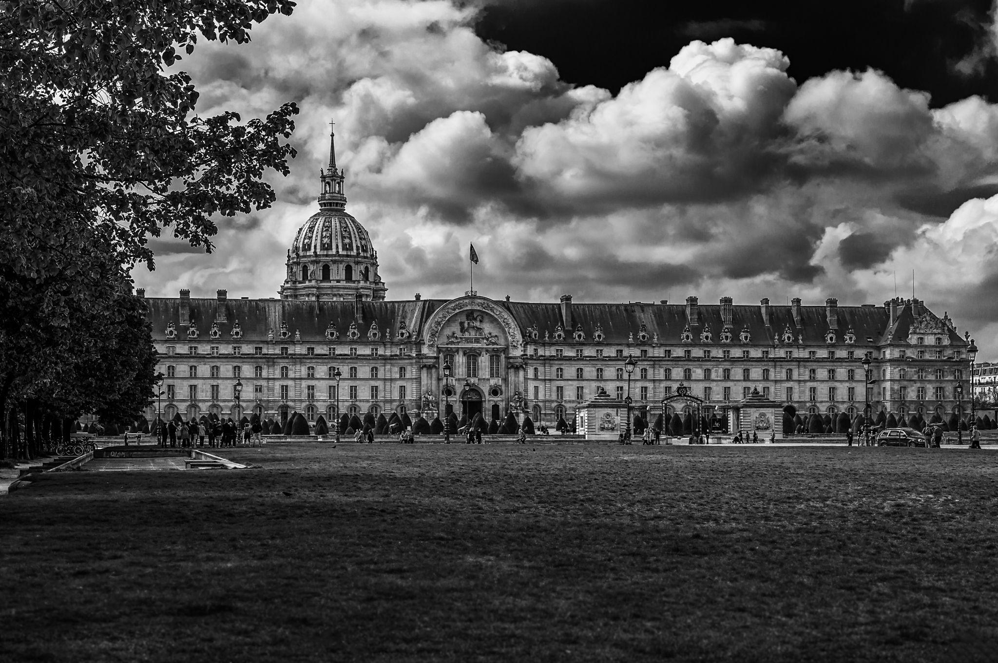 Les Invalides, France