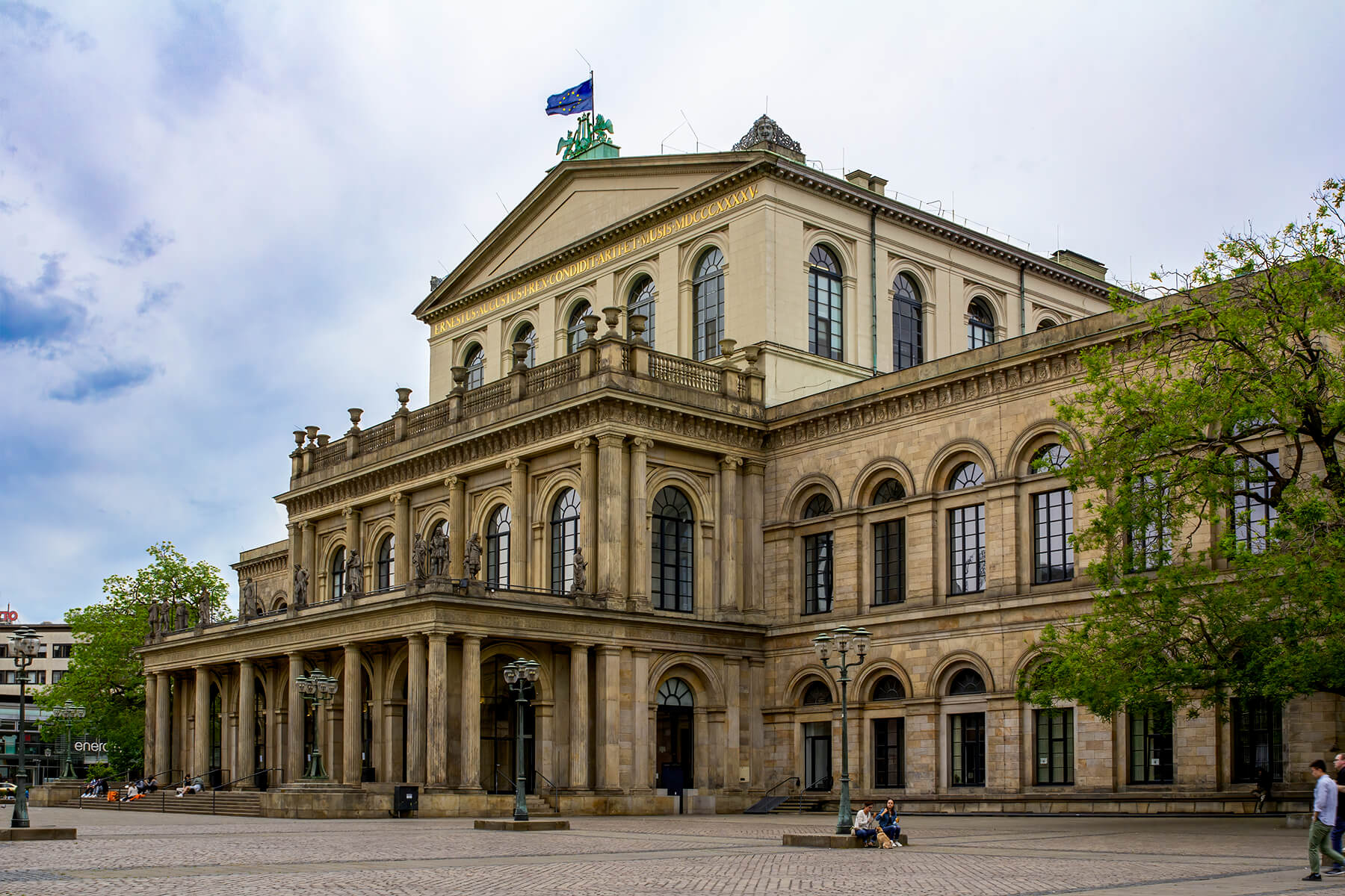 Lower Saxony State Opera, Germany