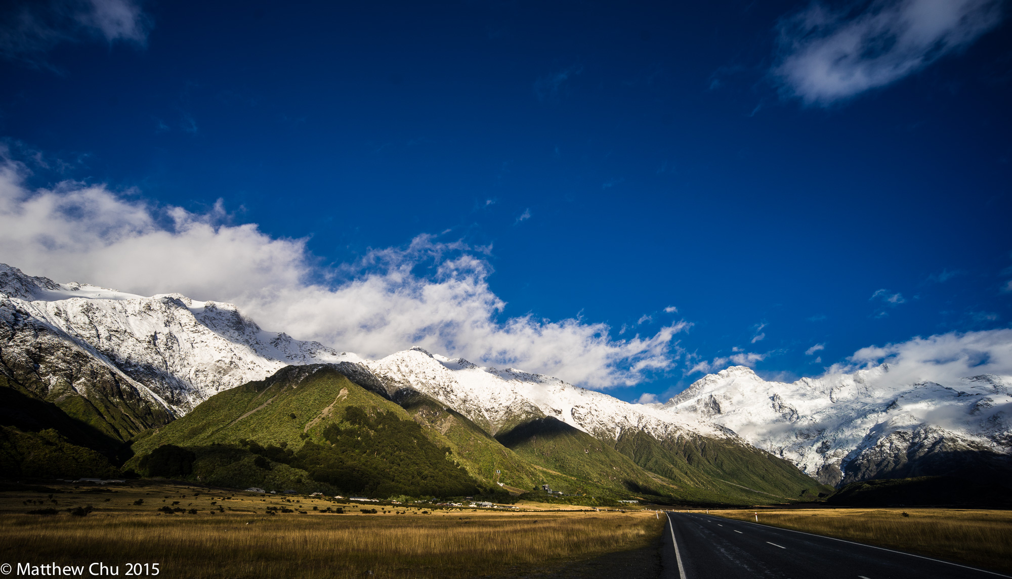 Mount Cook, South Island New Zealand, New Zealand