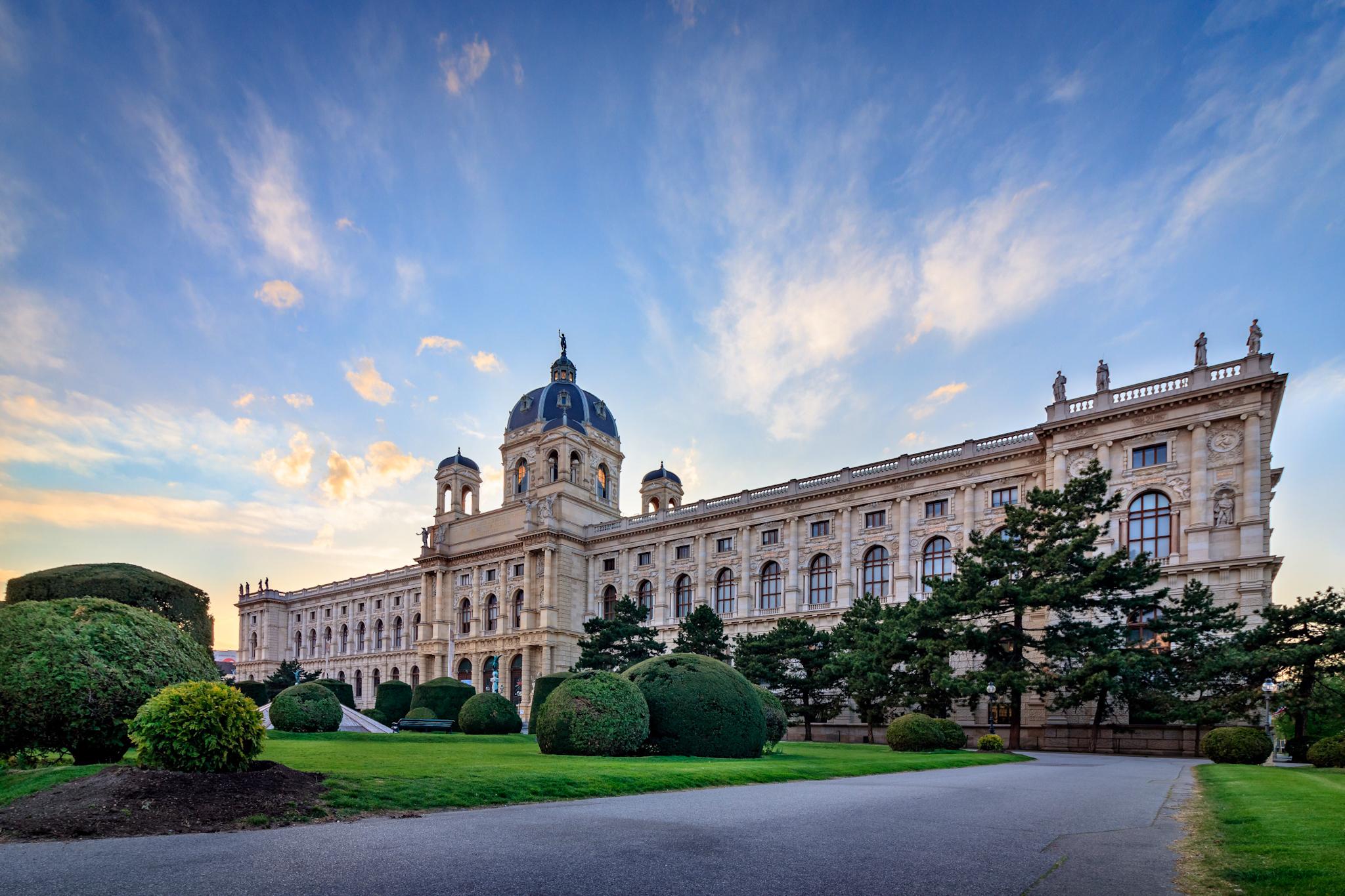 Museum of Natural History | Naturhistorisches Museum, Austria