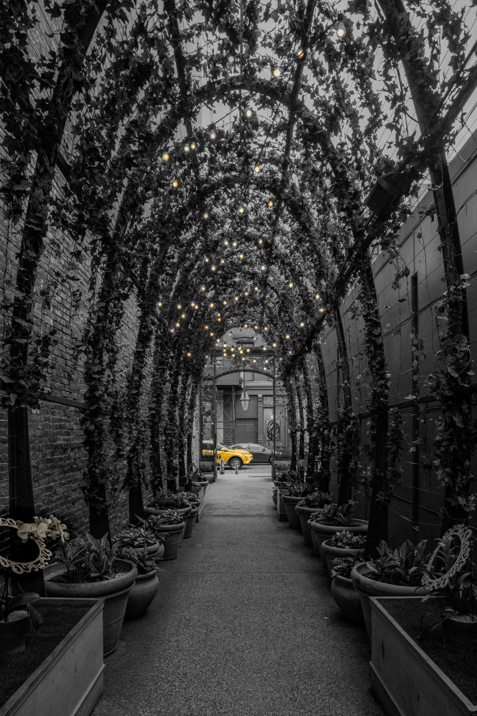 NOMO SOHO Hotel Entrance New York, USA