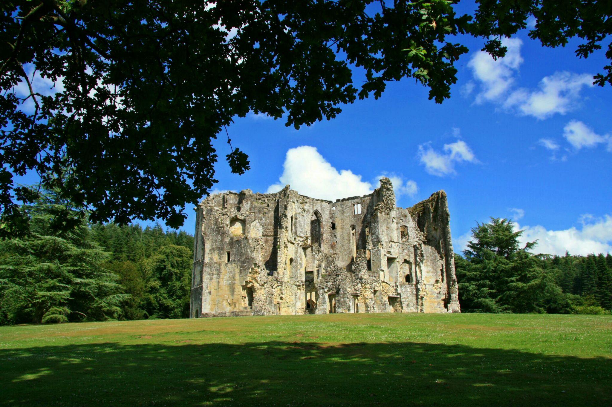 Old Wardour Castle, United Kingdom