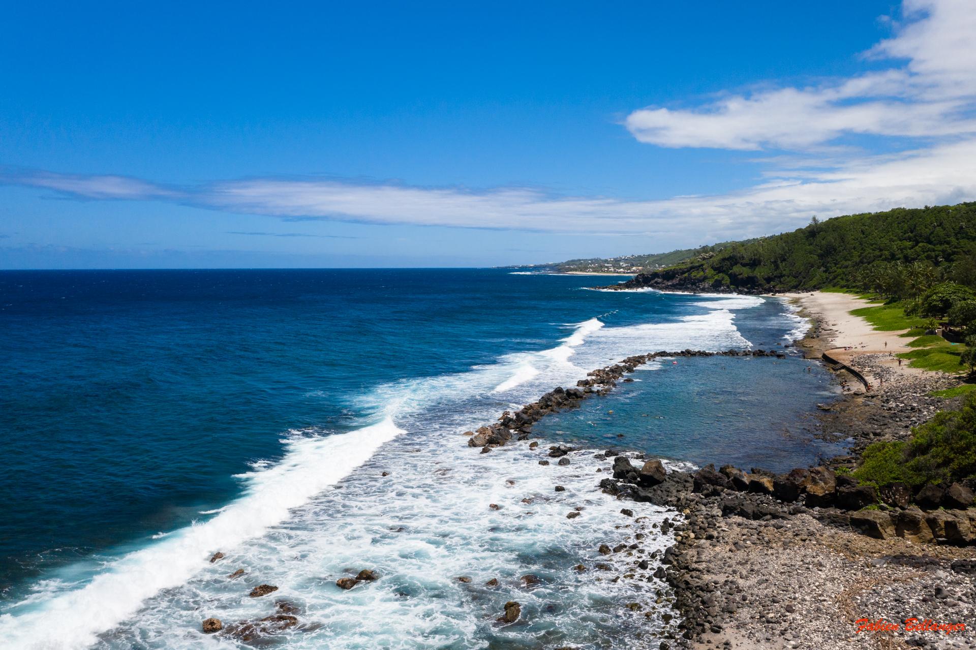 Plage de Grand Anse, Reunion