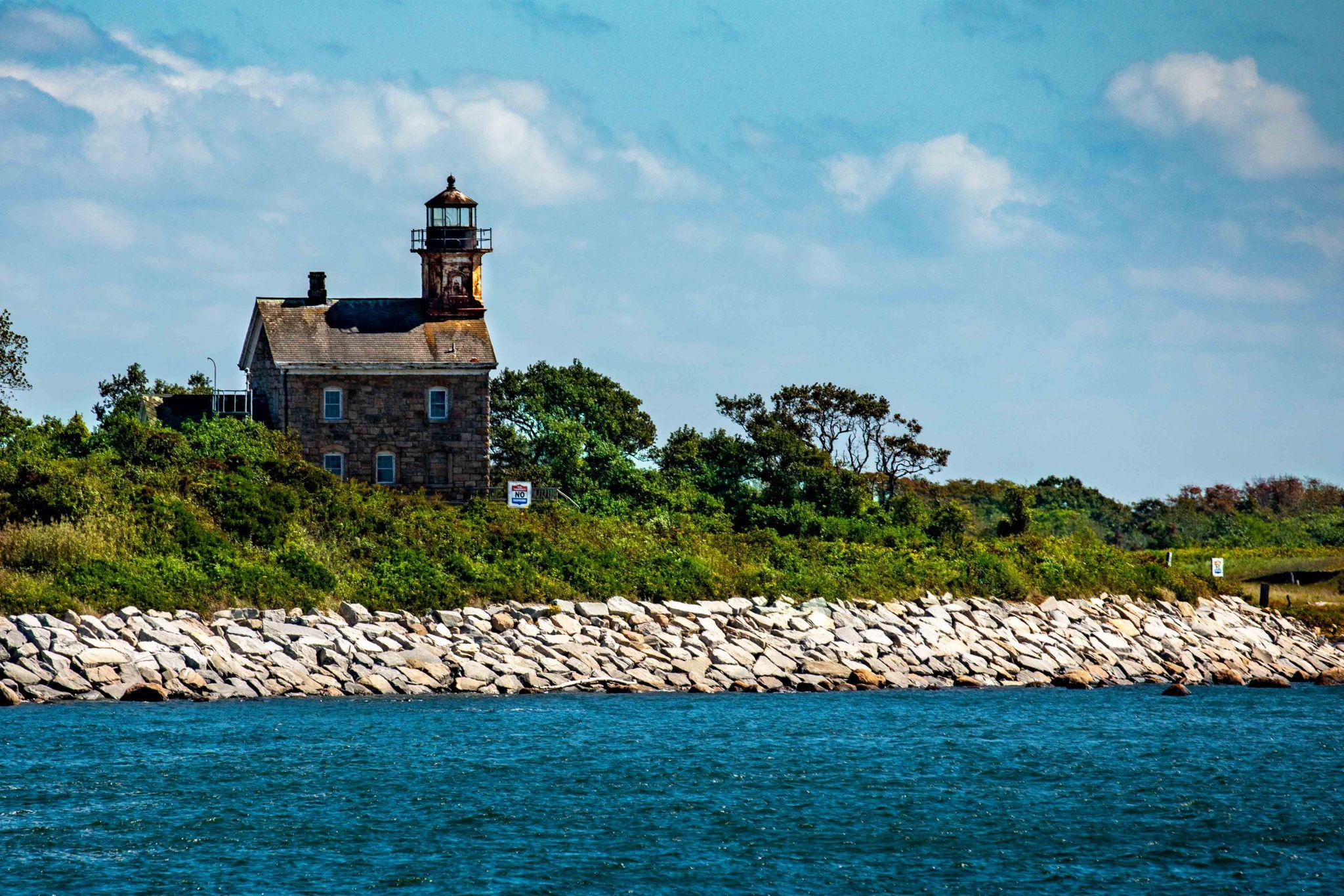 Plum Island Lighthouse, Plum Island, USA