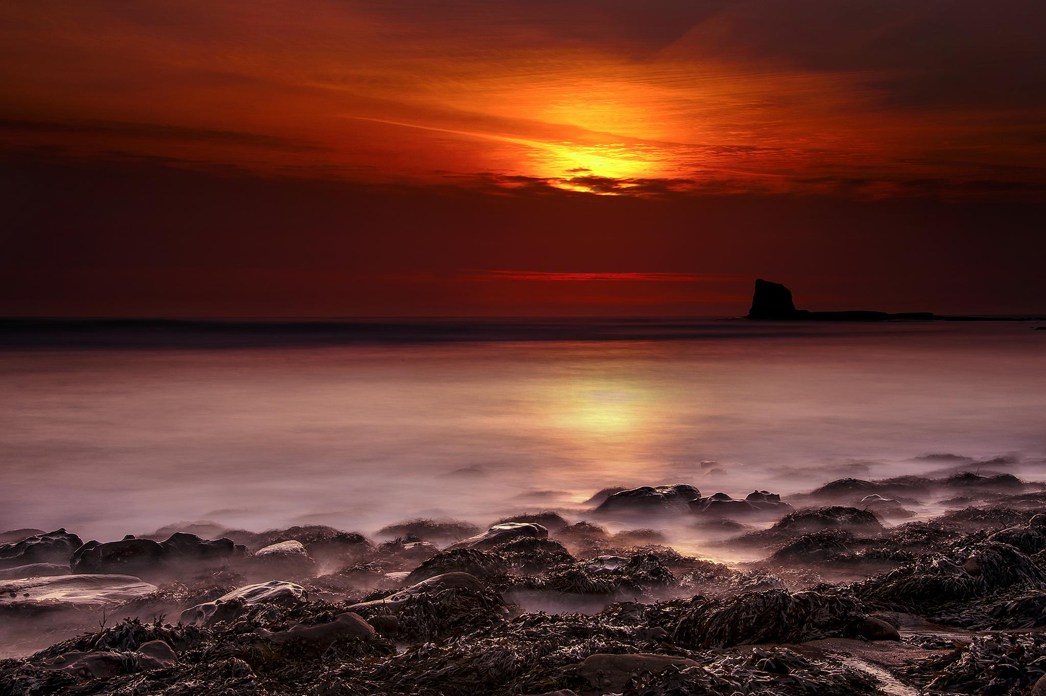 Saltwick Bay, United Kingdom
