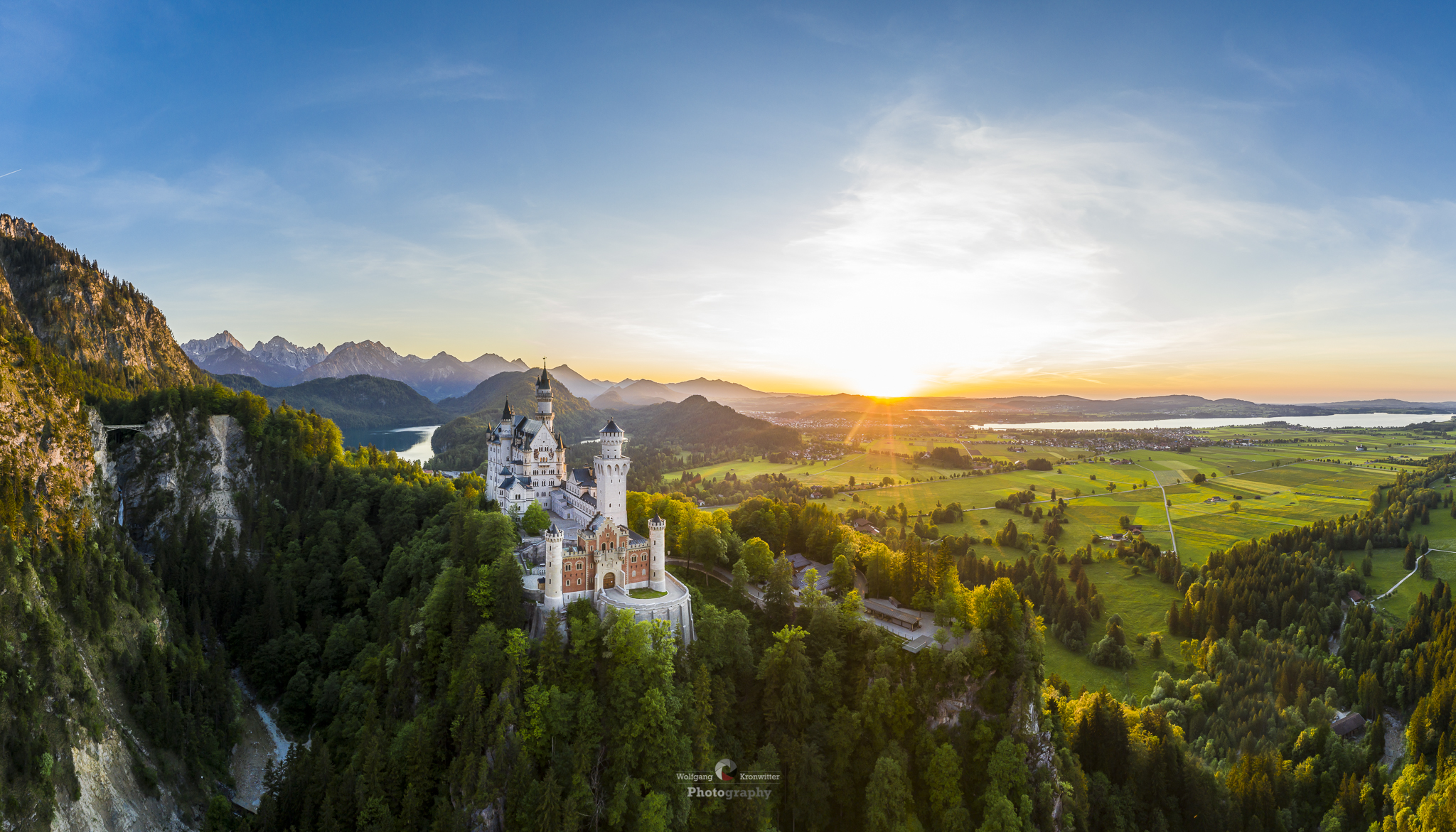 Schloß Neuschwanstein, Germany