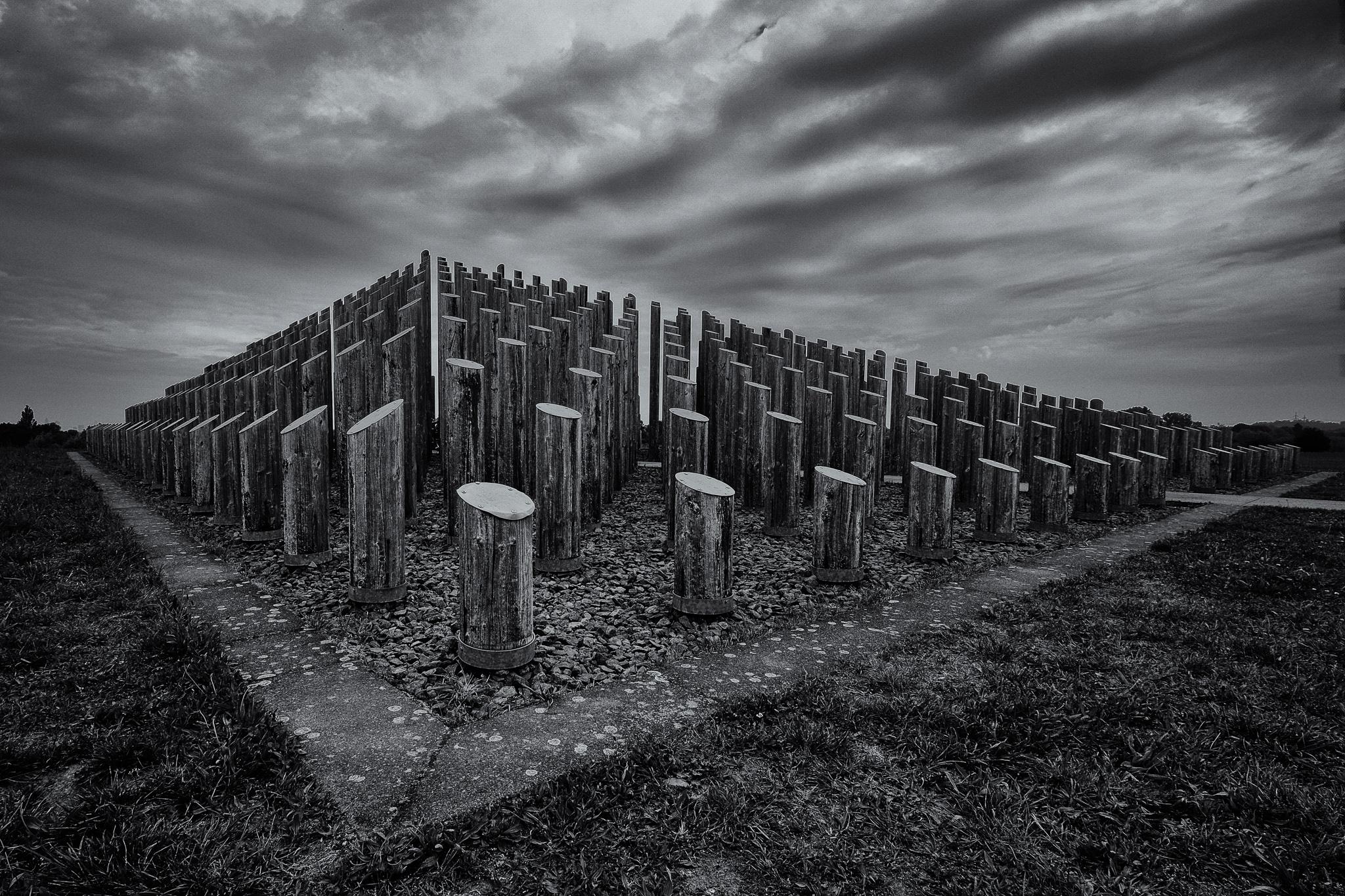 Stangenpyramide, Germany
