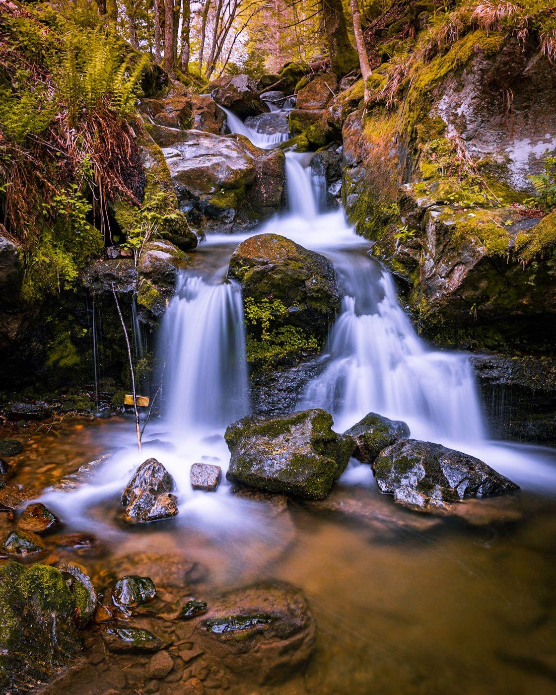 Todtnau Waterfall, Germany
