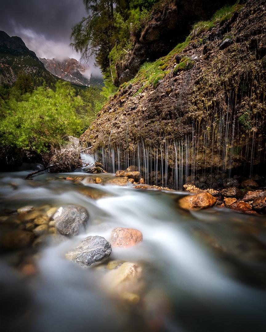 Triefen Wasserfall, Austria