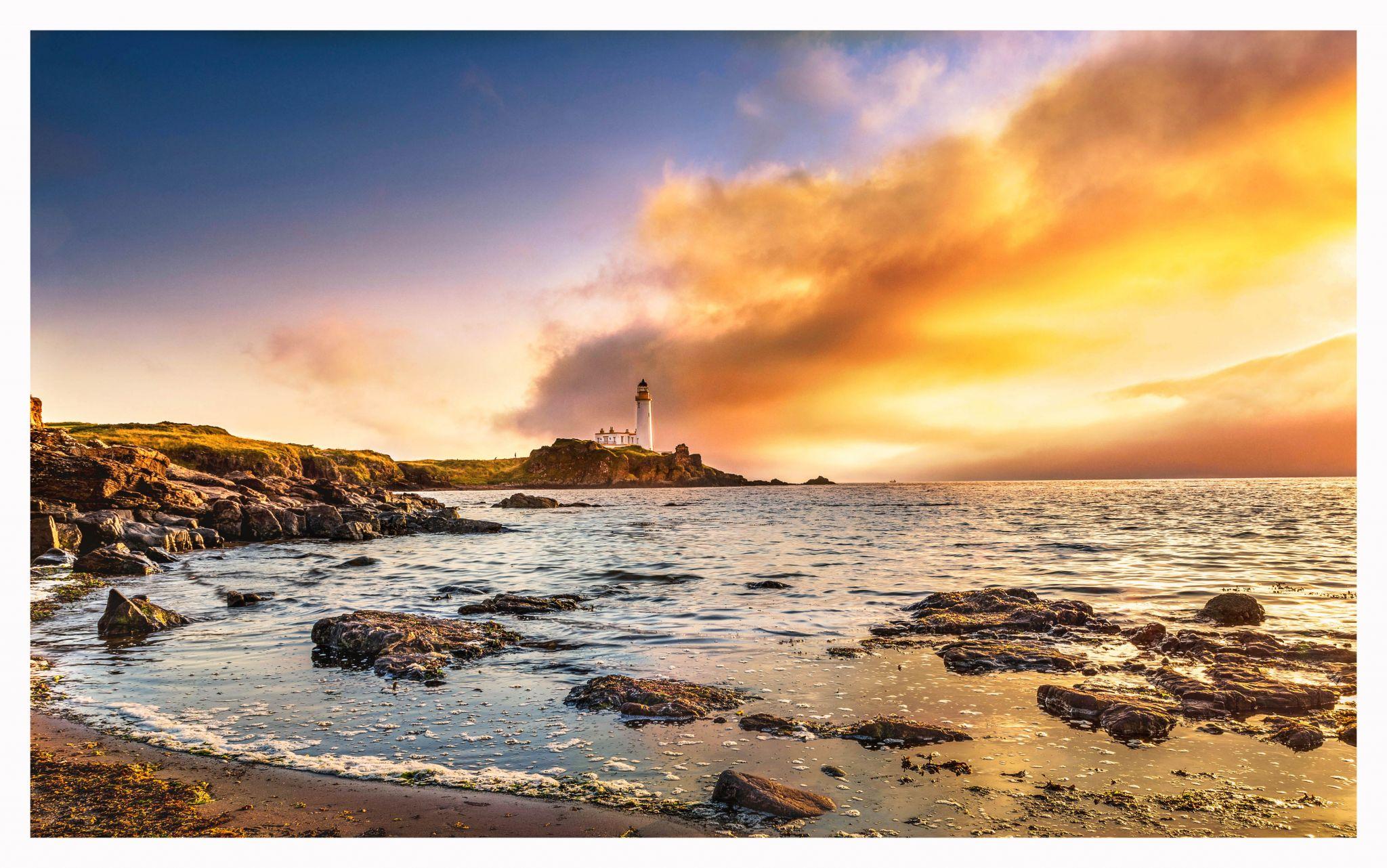 Turnberry Lighthouse, United Kingdom