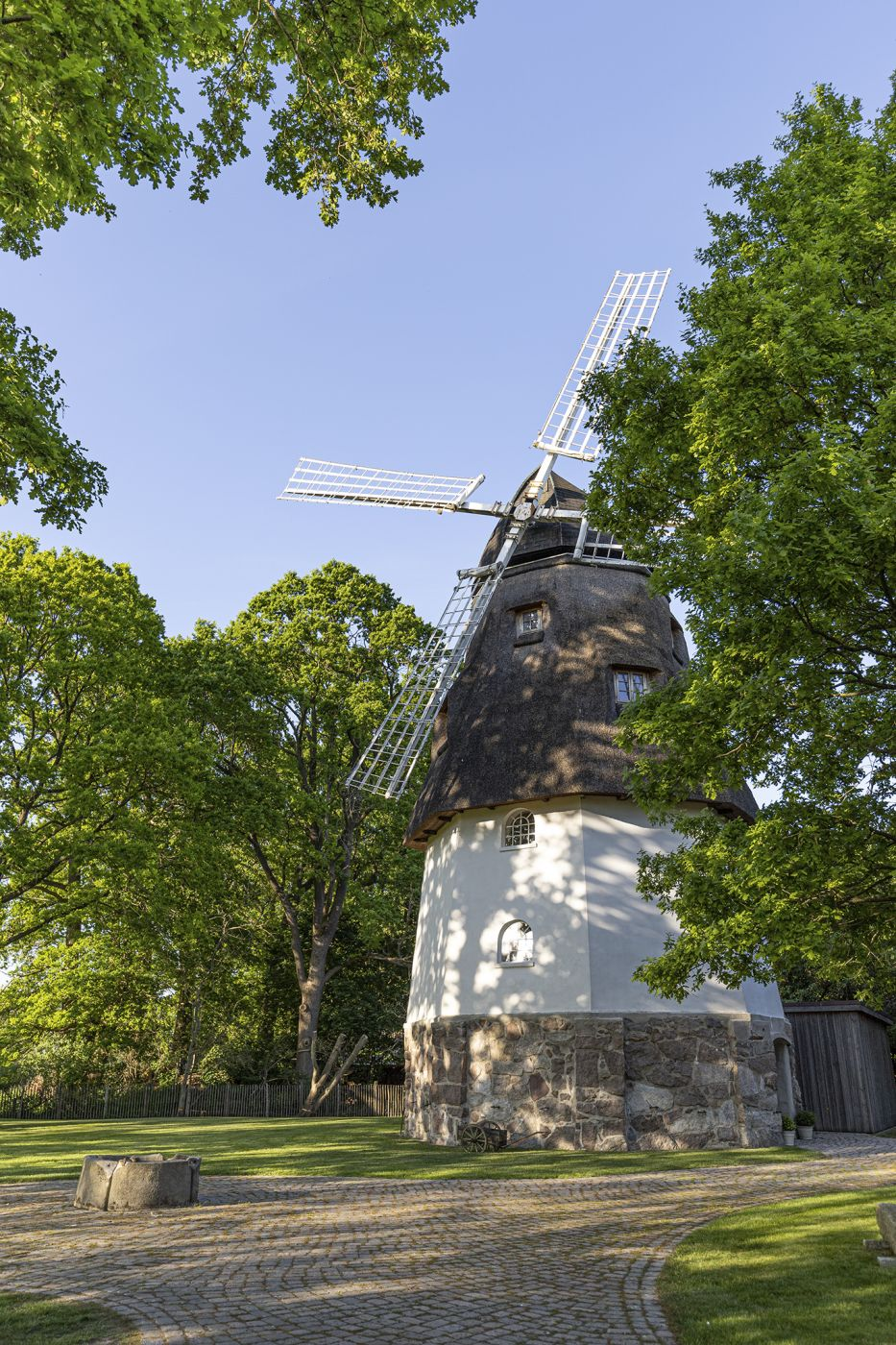 Windmill Heber, Germany