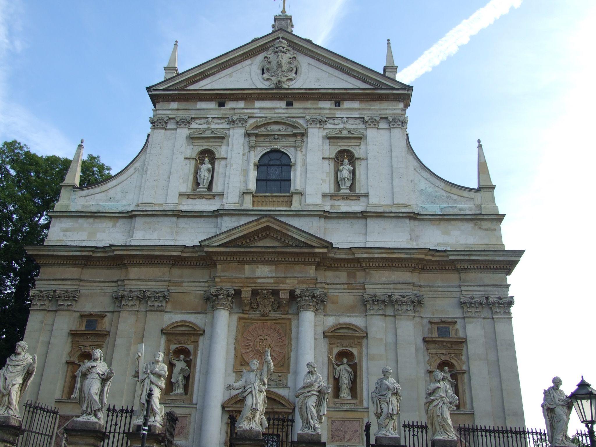 All Saints Roman Church, Poland