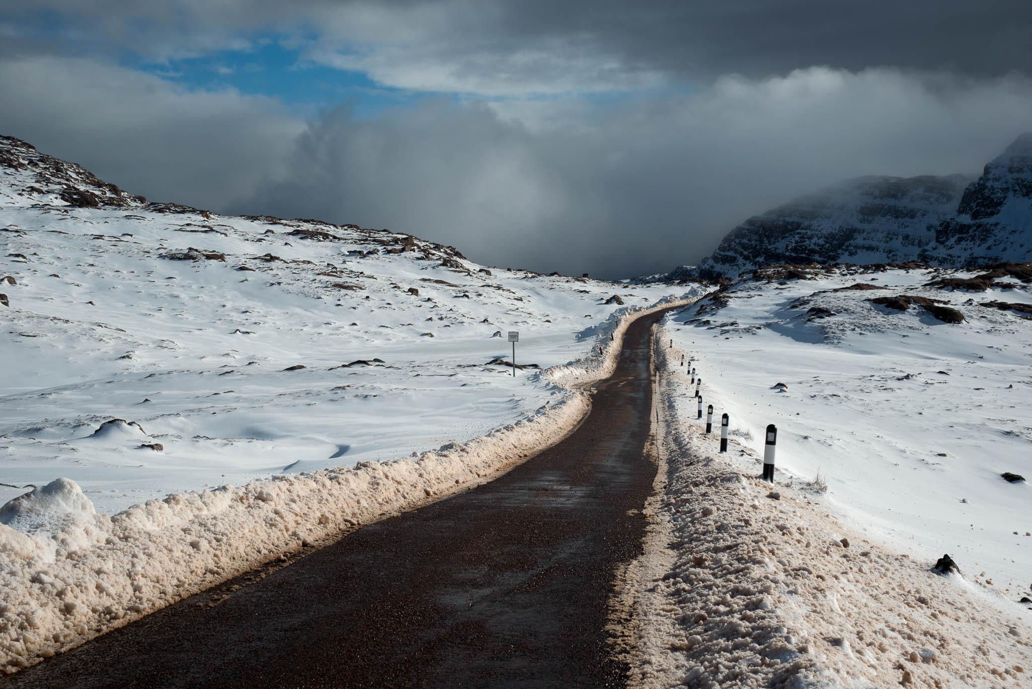 Applecross Pass, United Kingdom