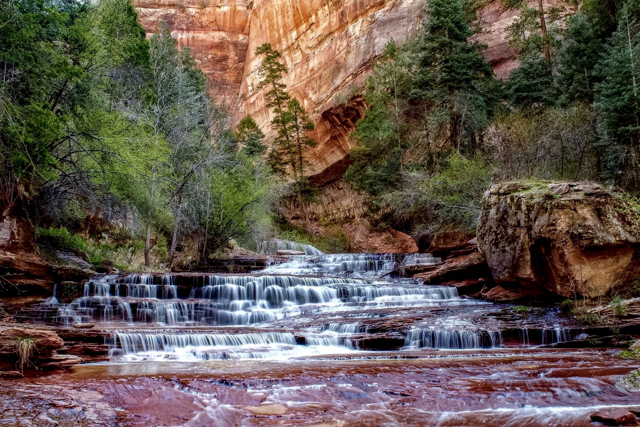Archangel Falls, USA