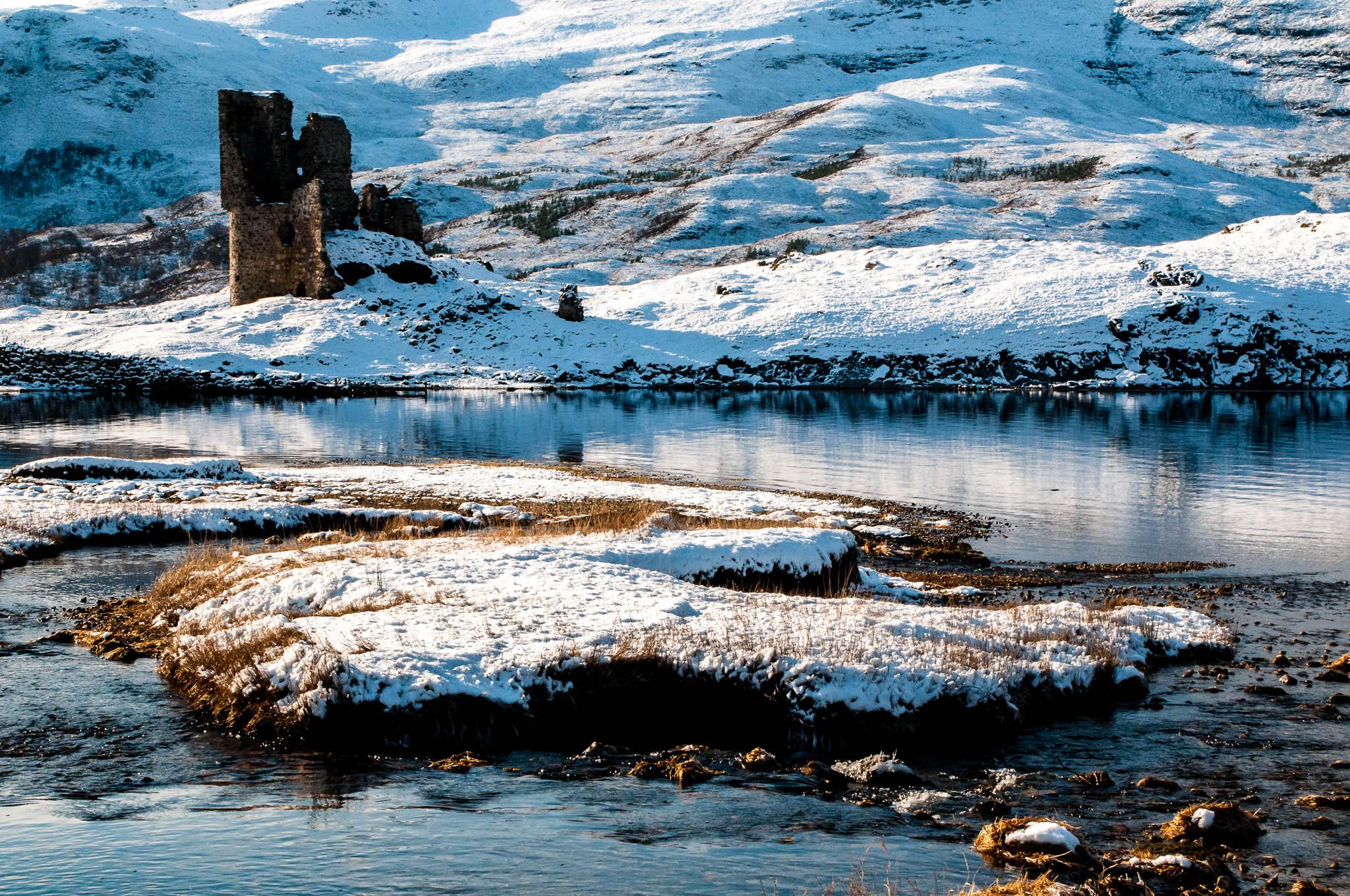 Ardvrek Castle, United Kingdom