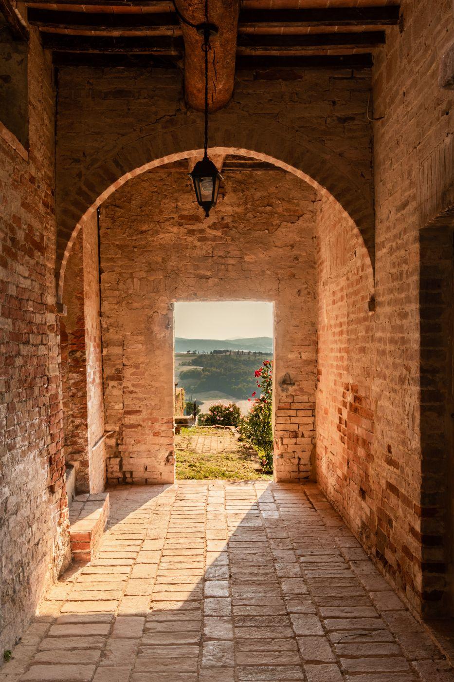 Asciano, Italy