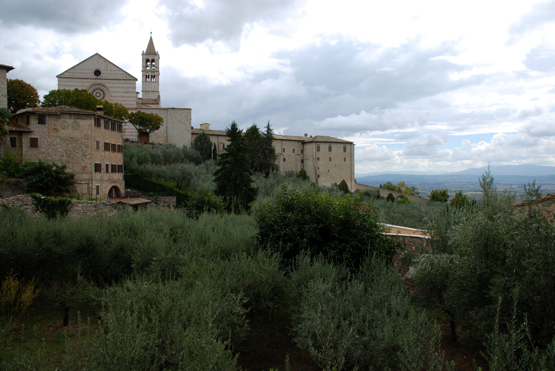 Basilica di Santa Chiara, Italy
