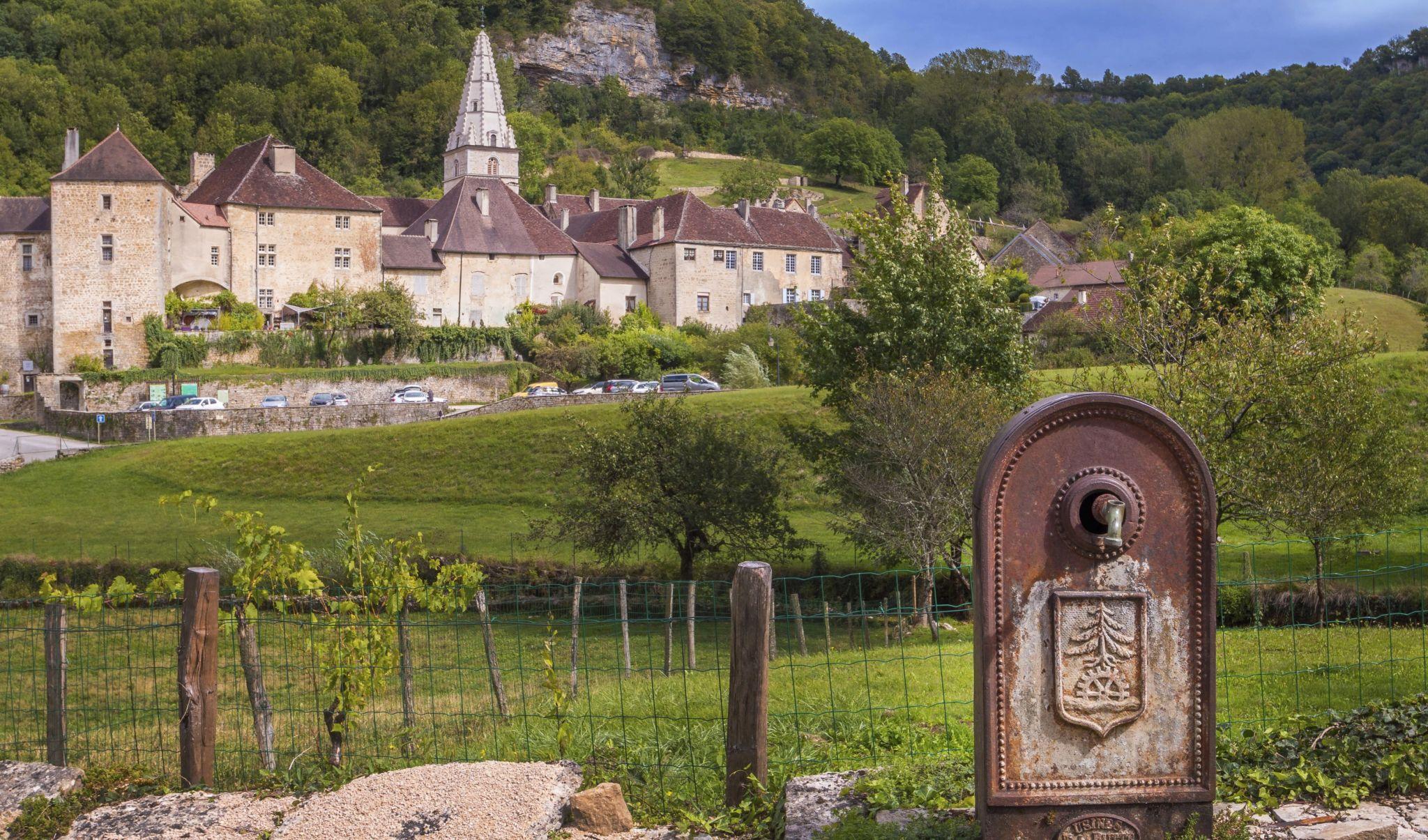Baume-les-Messieurs, France