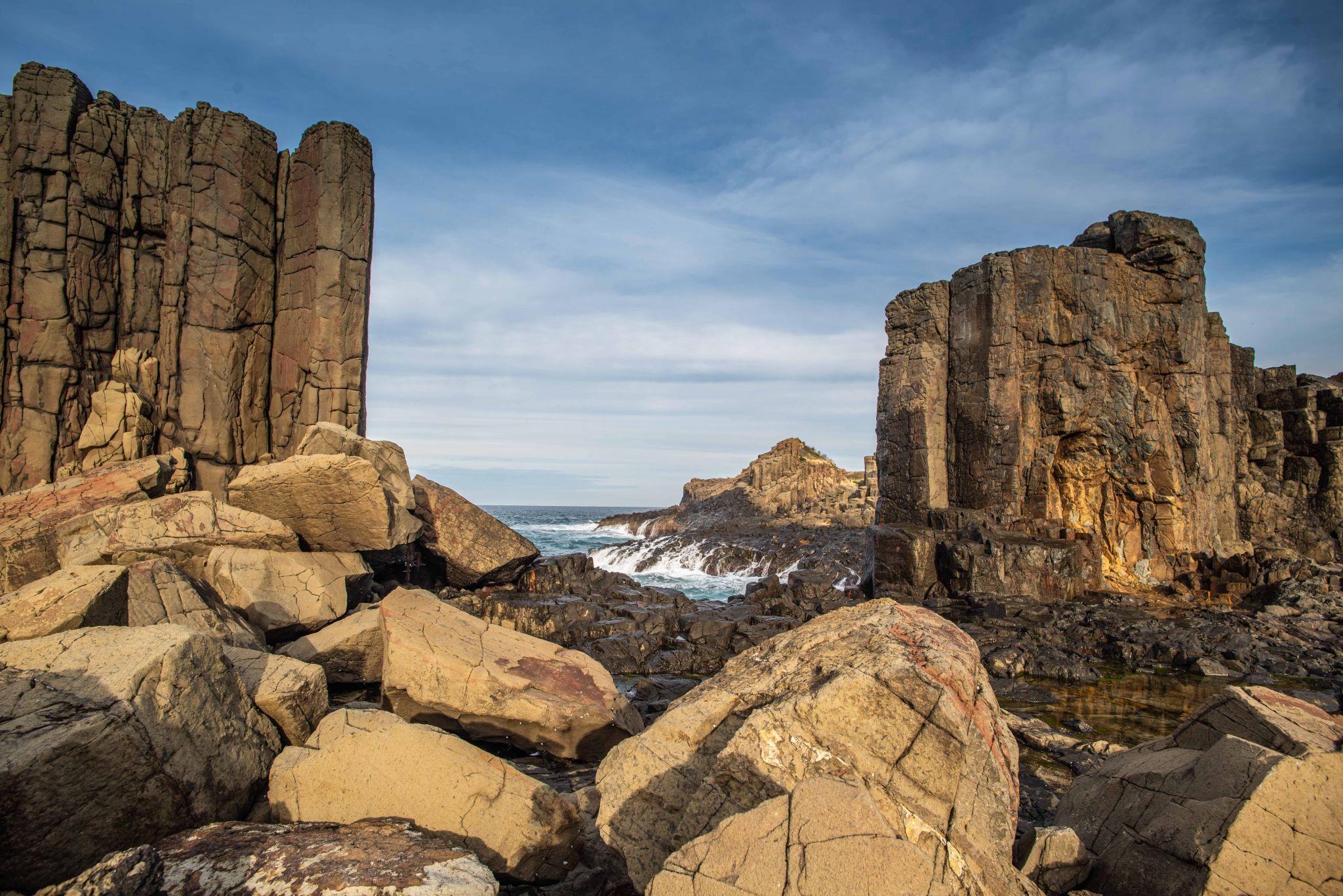 Bombo Headland Quarry, Australia