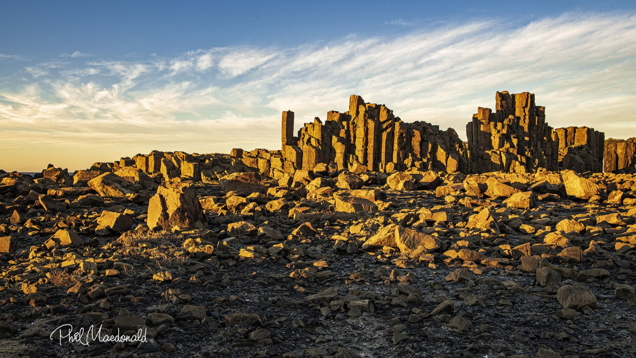 Bombo Headland Quarry, Kiama, Australia