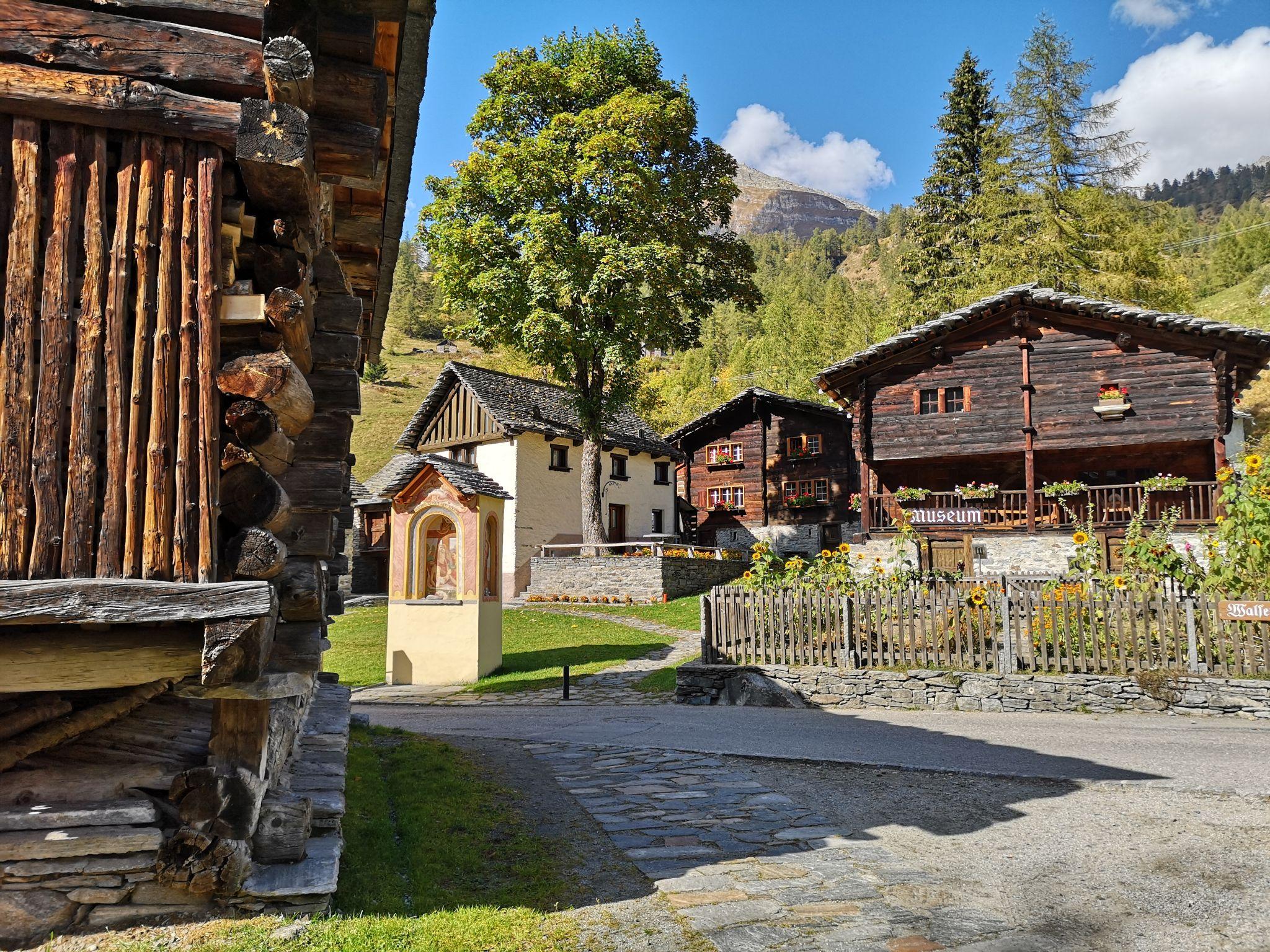Bosco Gurin, Switzerland