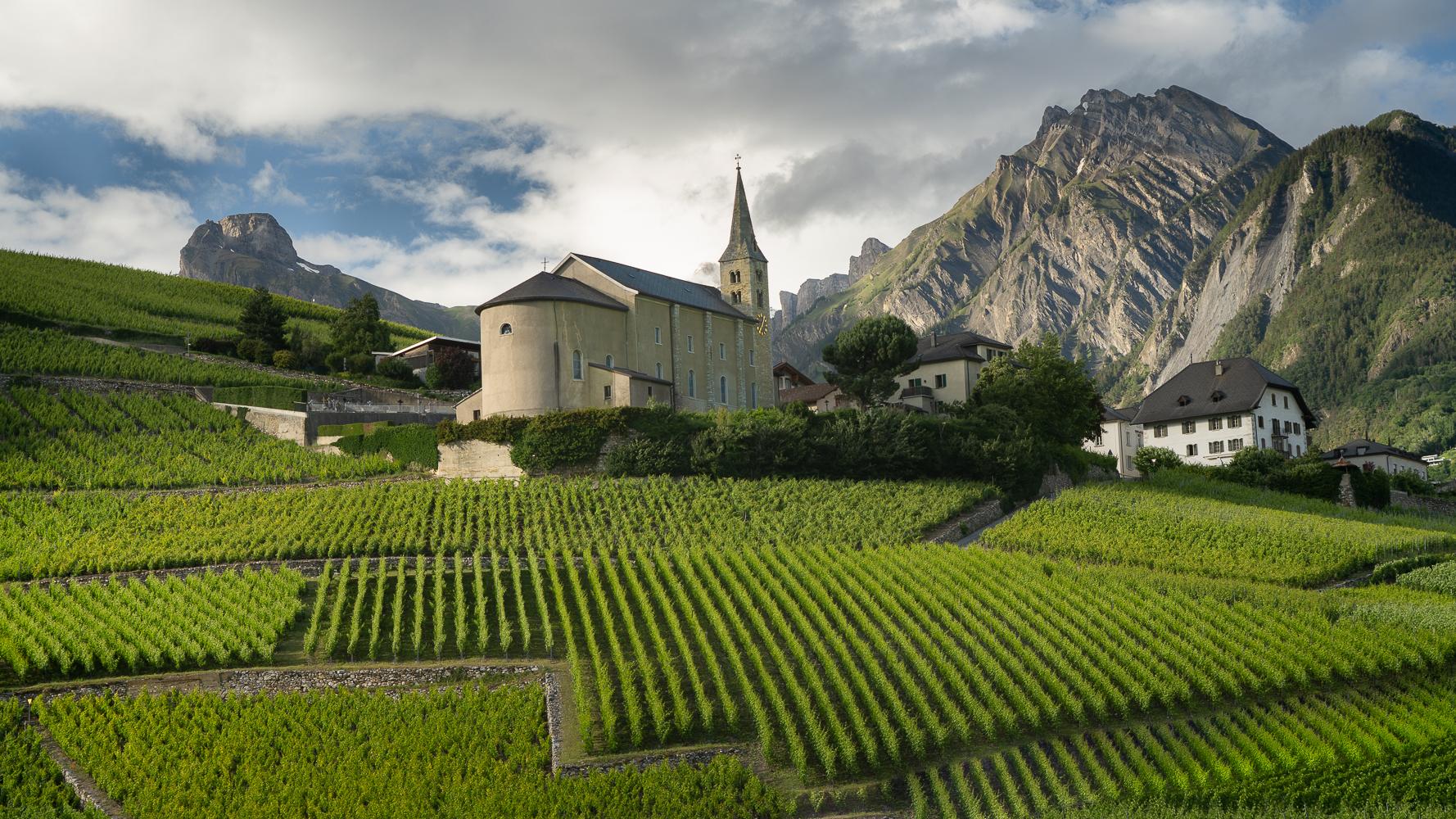 Bourg-St Severin, Switzerland