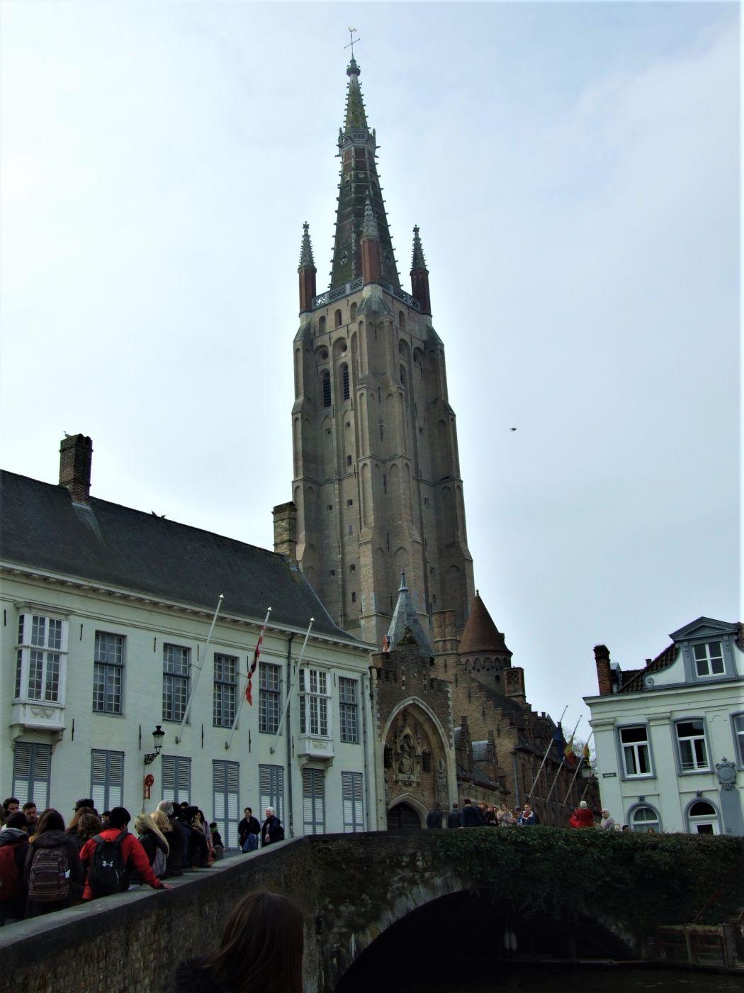 Brugge city centre, Belgium