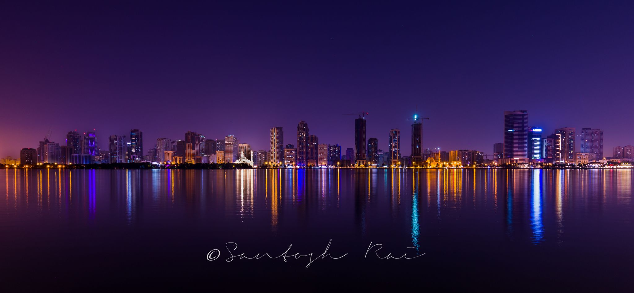Buhaira Corniche, United Arab Emirates