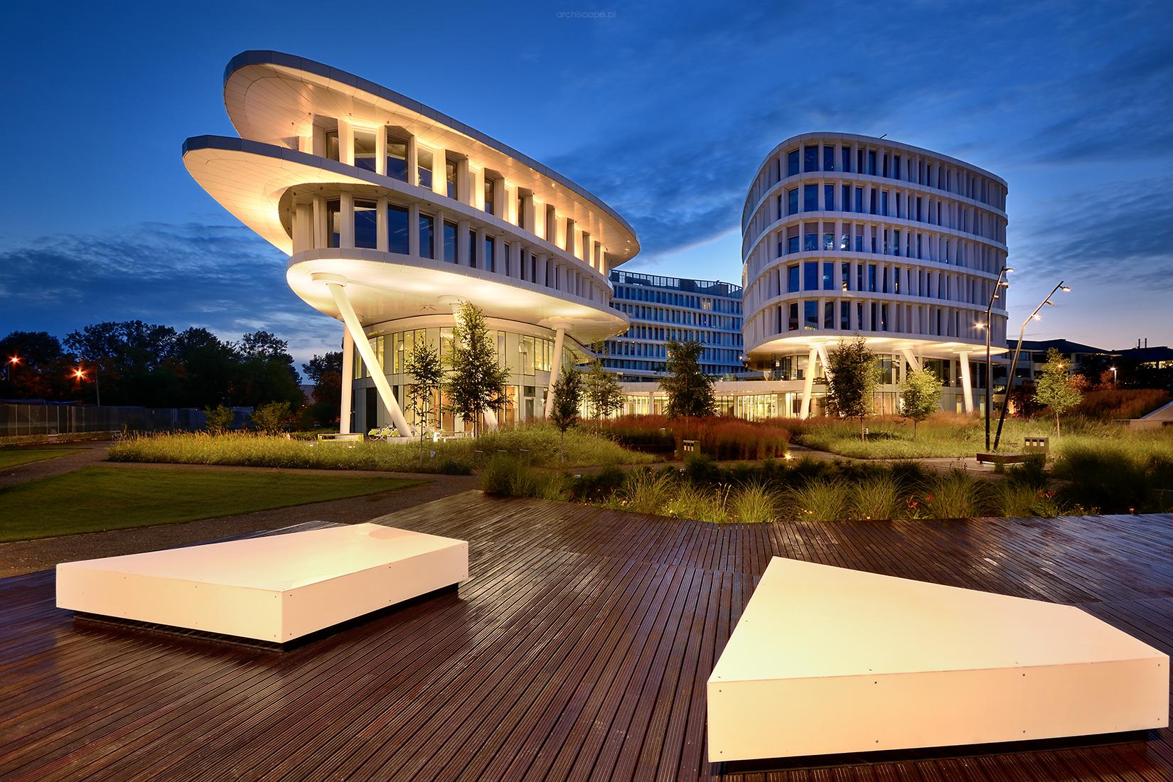 Business Garden Warszawa, Poland