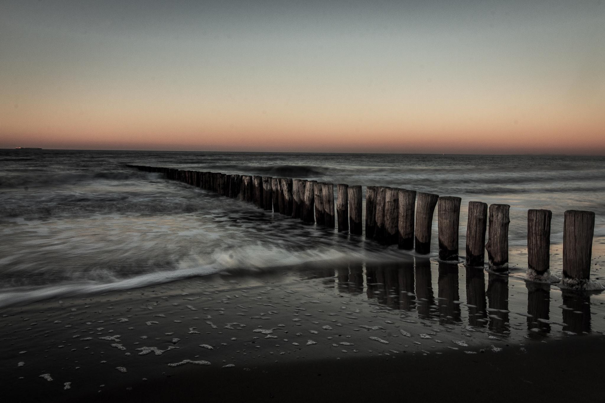 Cadzand Bad Beach, Netherlands