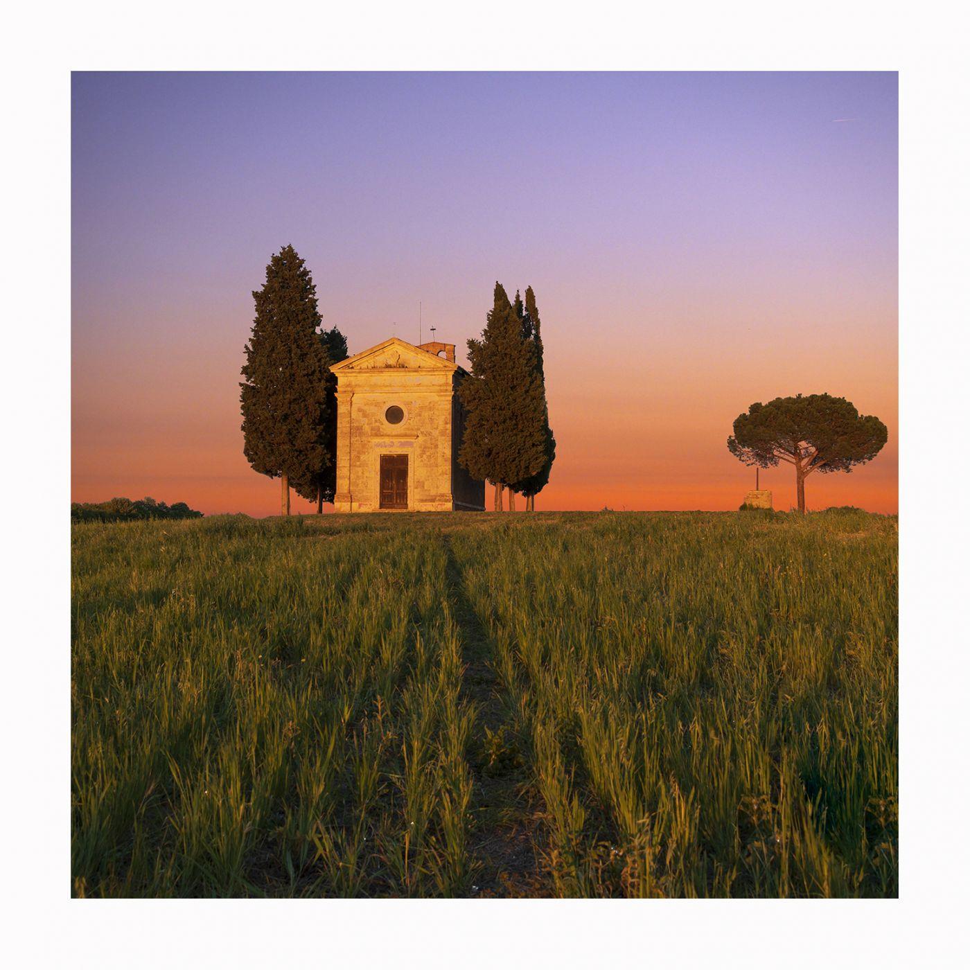 Cappella Madonna di Vitaleta, Italy
