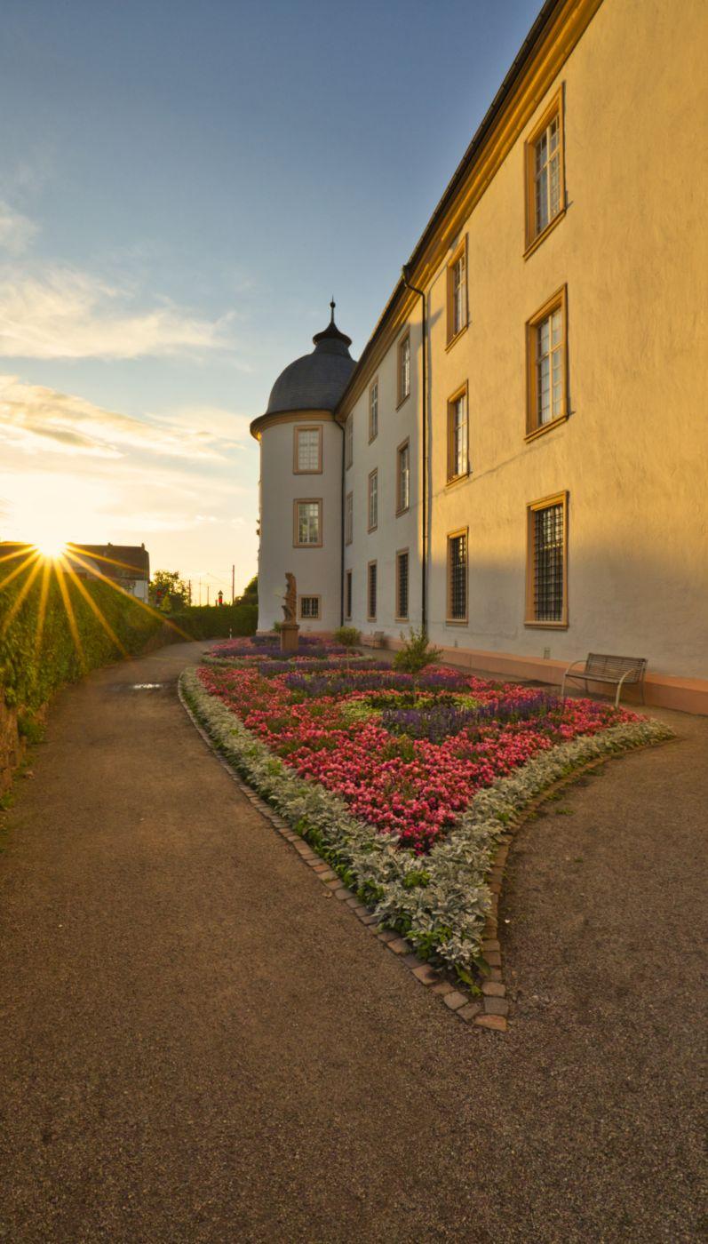 Castle Ettlingen, Germany