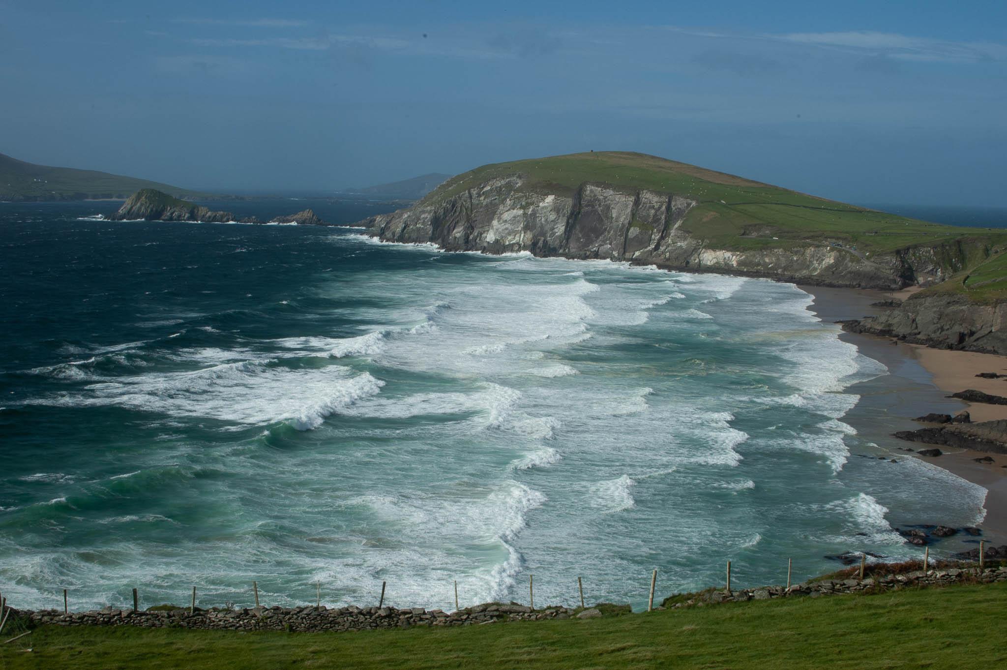 Coumeenoole Beach, Ireland