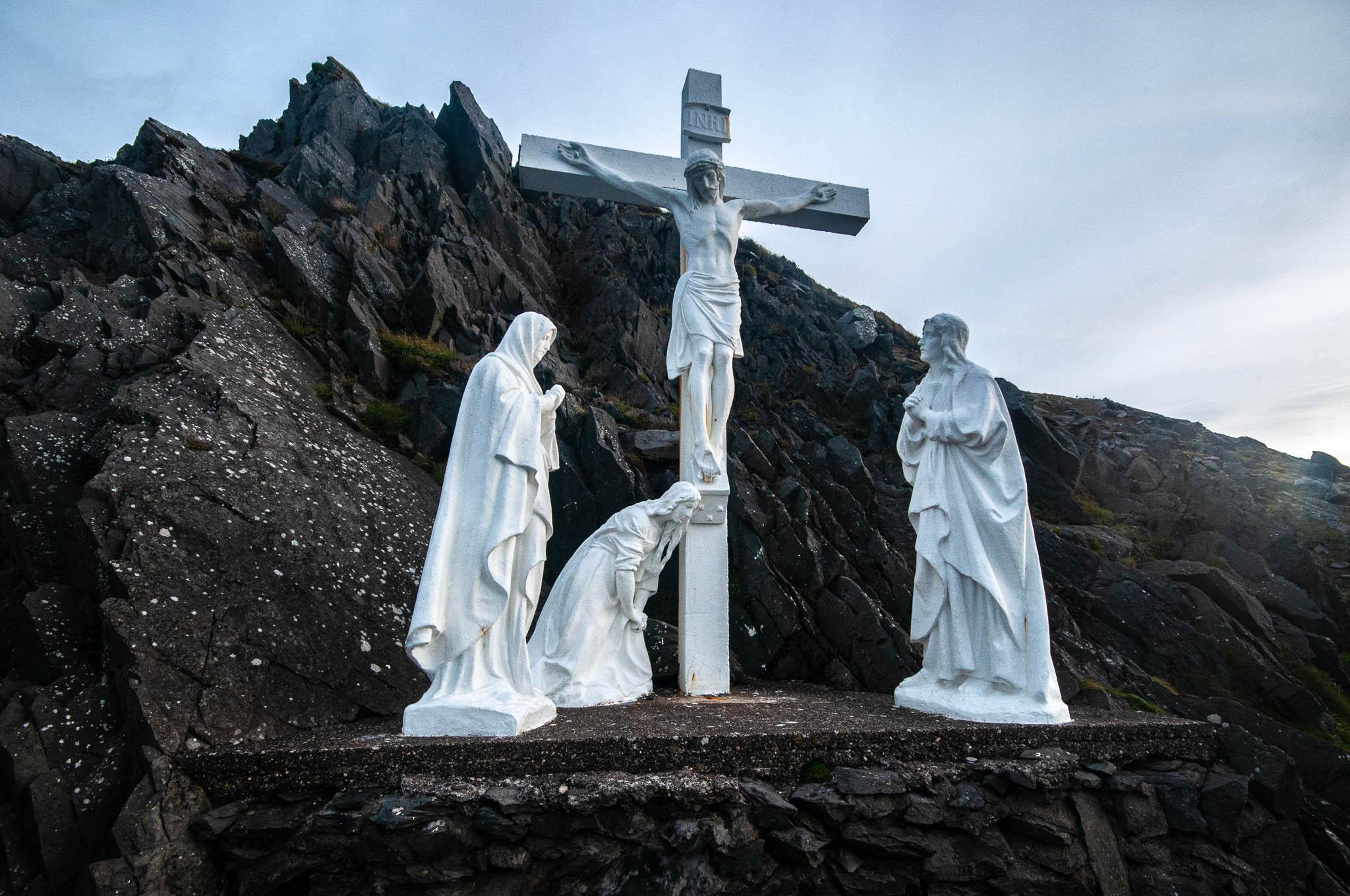 Cross at Slea Head, Ireland