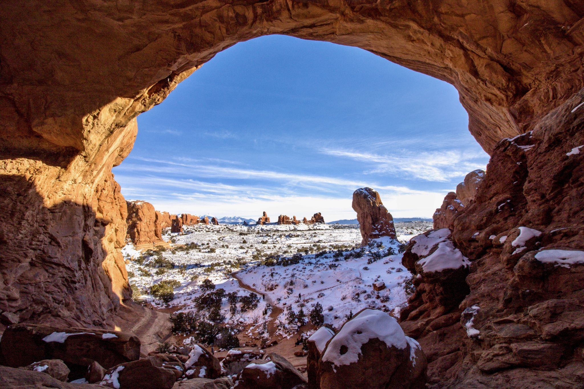 Double Arch, USA