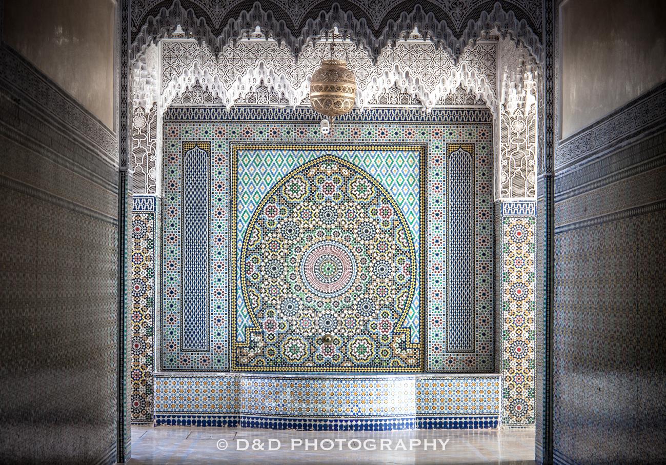 Ensemble Artisanal Marrakech, Morocco