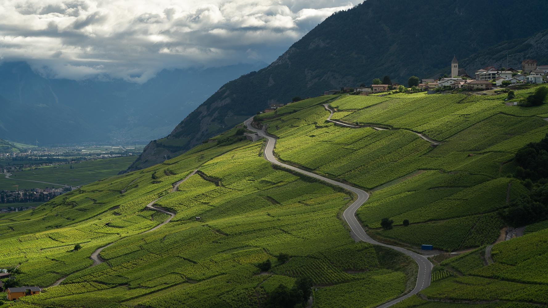 Erde from Chandolin, Switzerland
